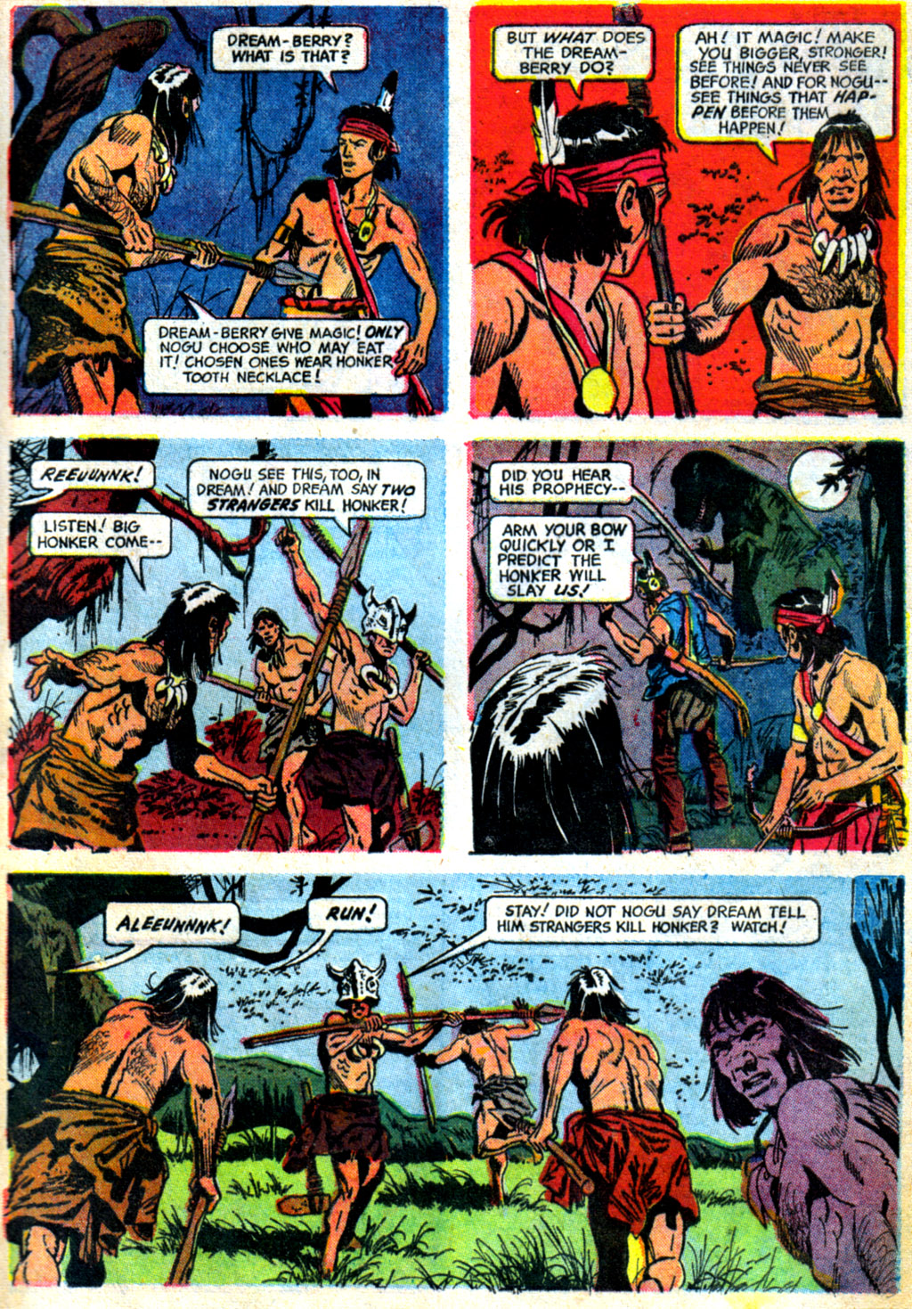 Read online Turok, Son of Stone comic -  Issue #62 - 5