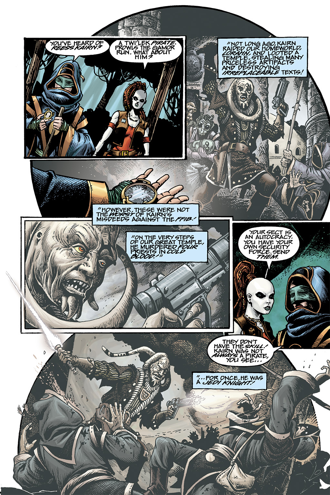 Read online Star Wars Omnibus comic -  Issue # Vol. 10 - 331