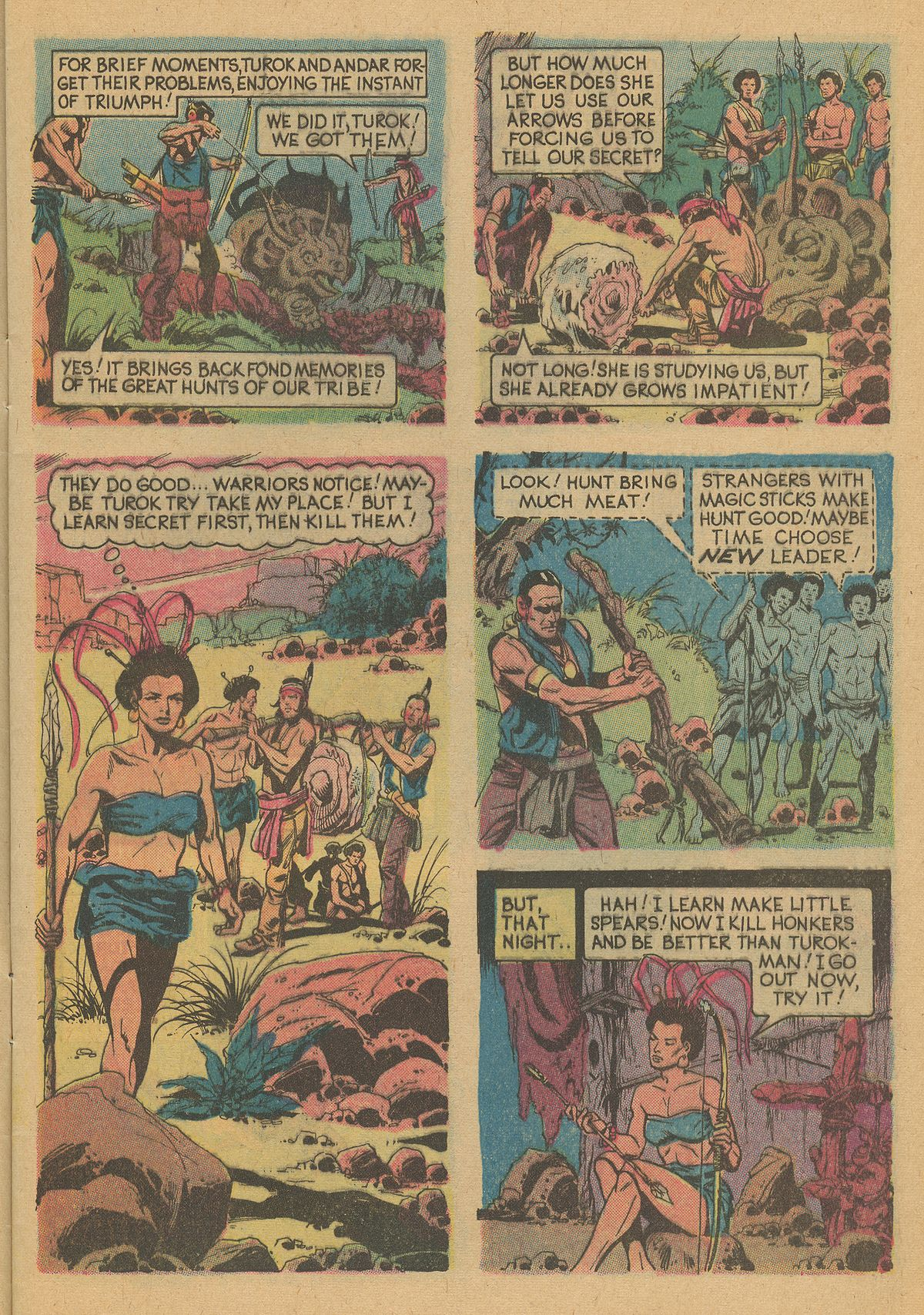 Read online Turok, Son of Stone comic -  Issue #125 - 9