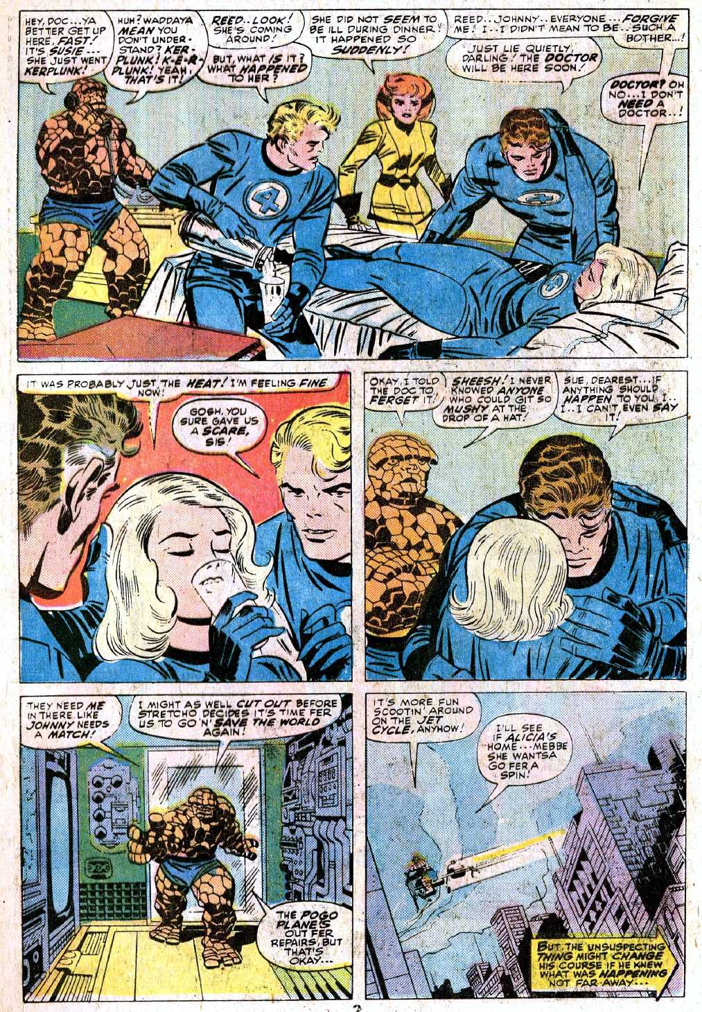Giant-Size Fantastic Four issue 5 - Page 4