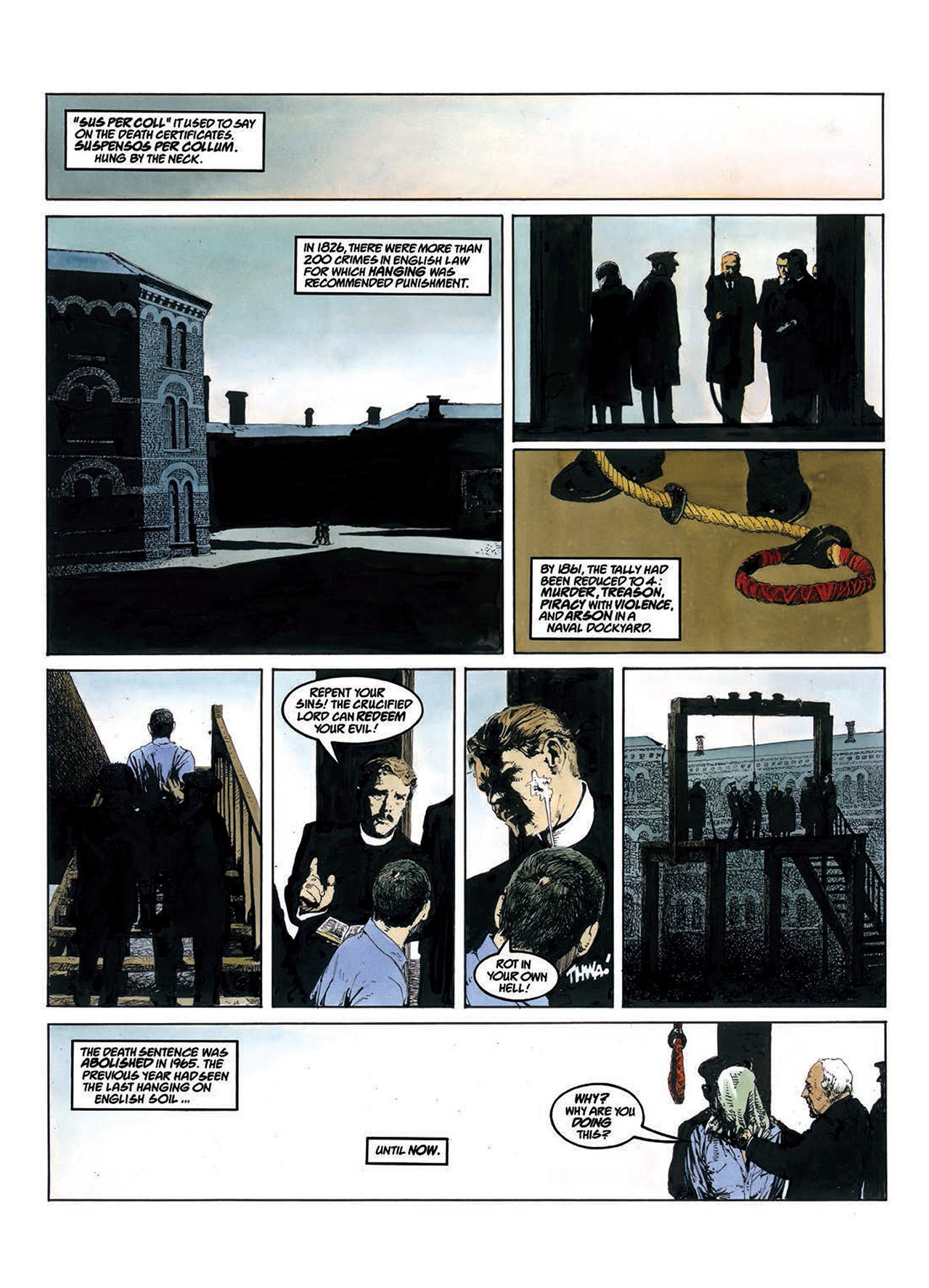 Read online Mazeworld comic -  Issue # TPB - 7