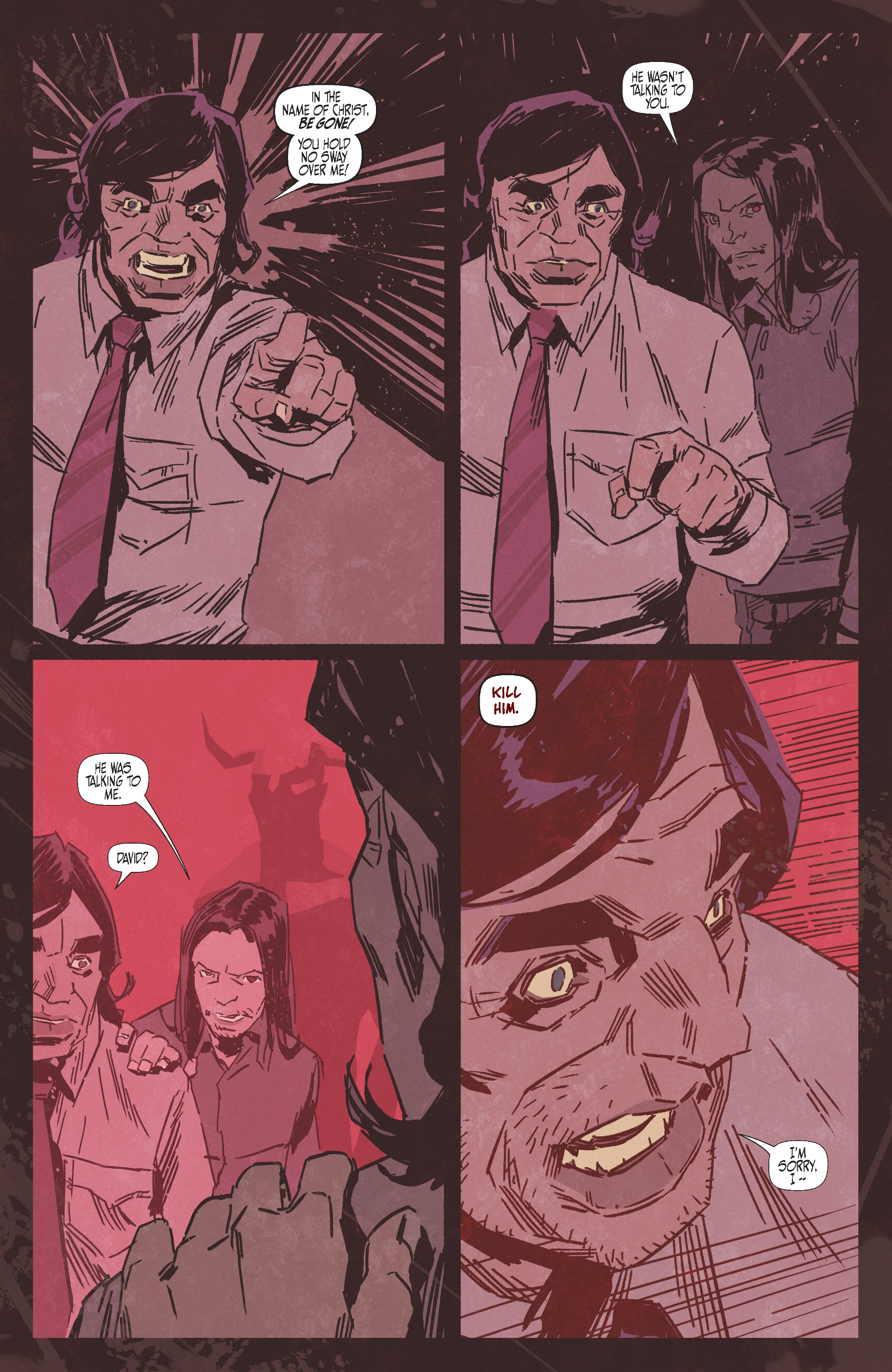 Read online Sons of the Devil comic -  Issue #13 - 6