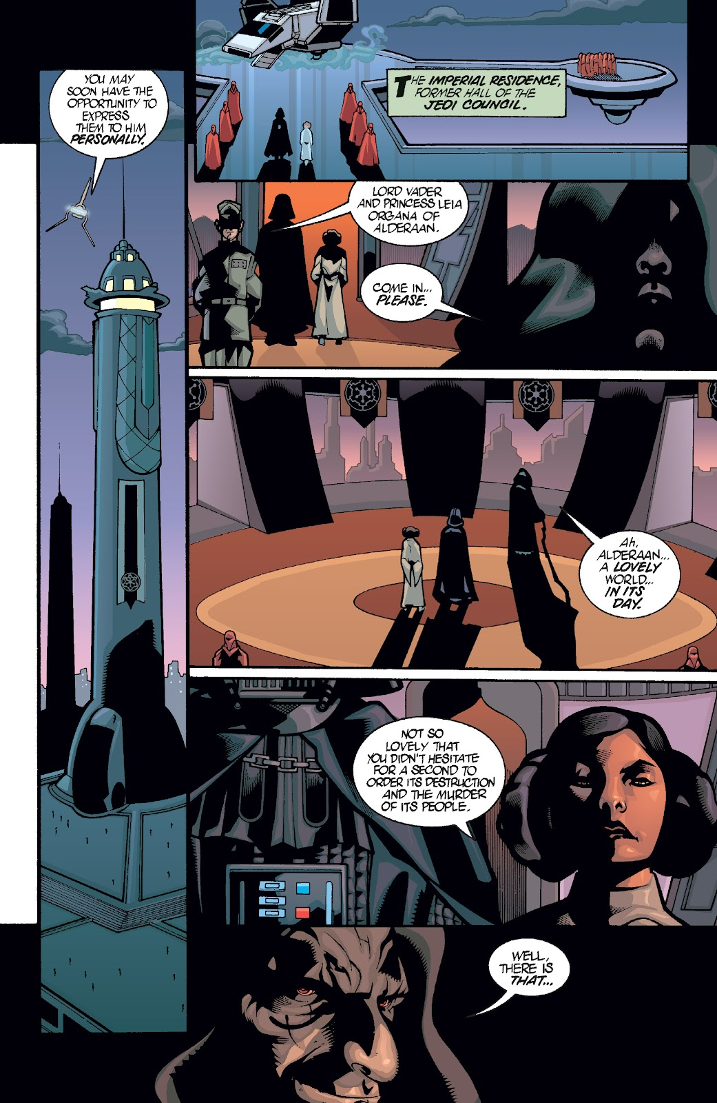Read online Star Wars Legends: Infinities - Epic Collection comic -  Issue # TPB (Part 1) - 36