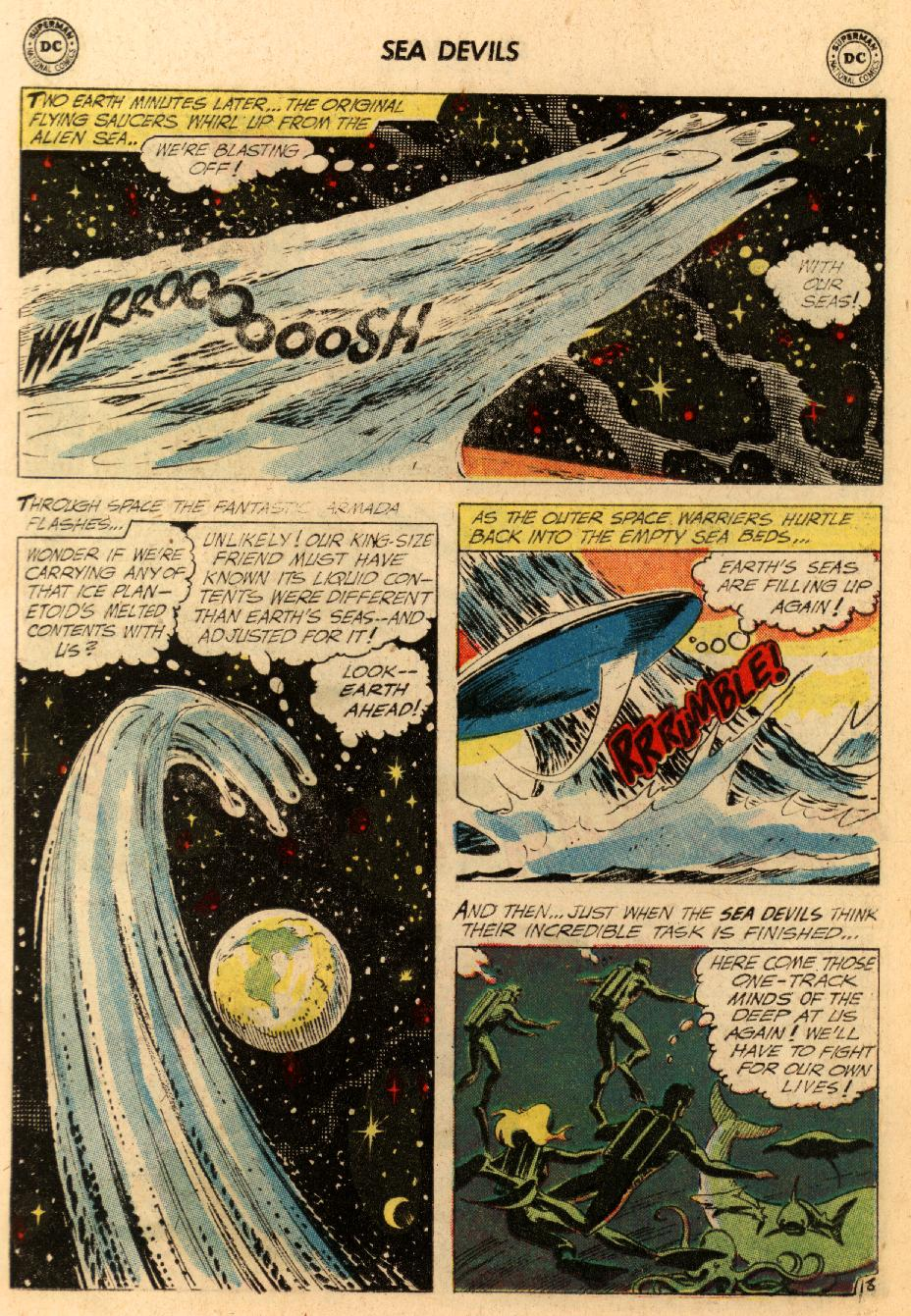 Read online Sea Devils comic -  Issue #5 - 25