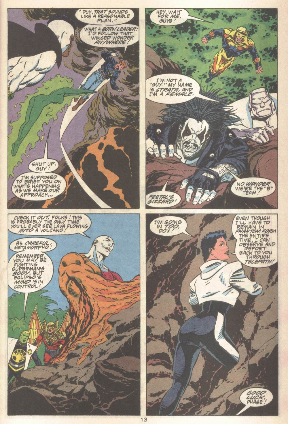 Read online Adventures of Superman (1987) comic -  Issue #Adventures of Superman (1987) _Annual 4 - 14