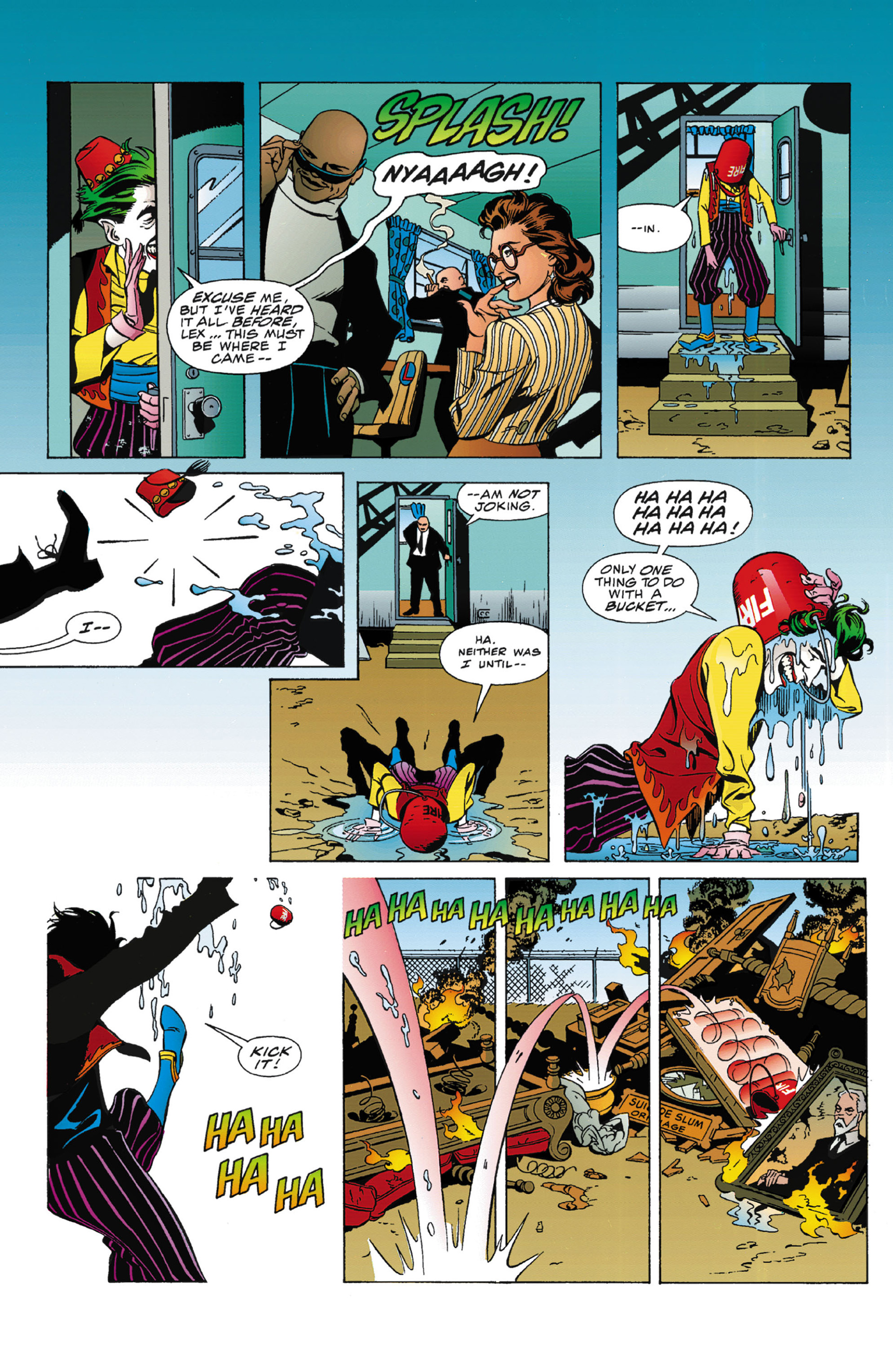 Read online World's Finest (1990) comic -  Issue #3 - 40