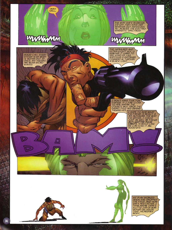 Read online Turok 2: Adon's Curse comic -  Issue # Full - 31