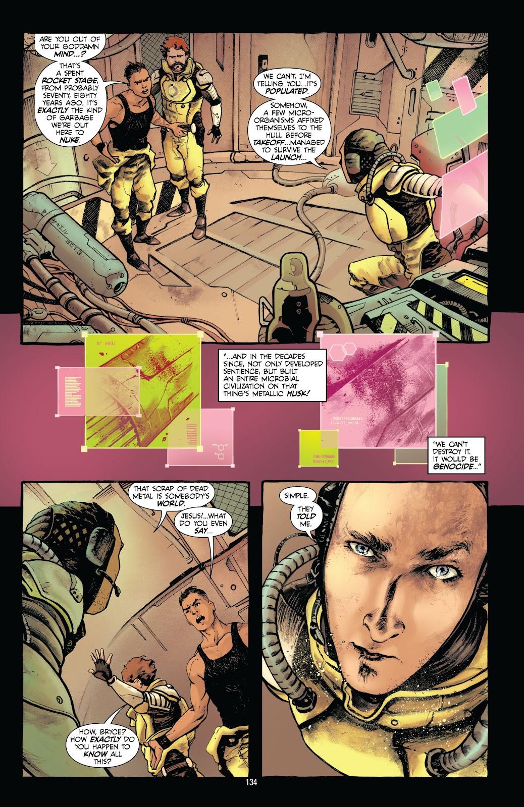 Read online Strange Adventures (2014) comic -  Issue # TPB (Part 2) - 35