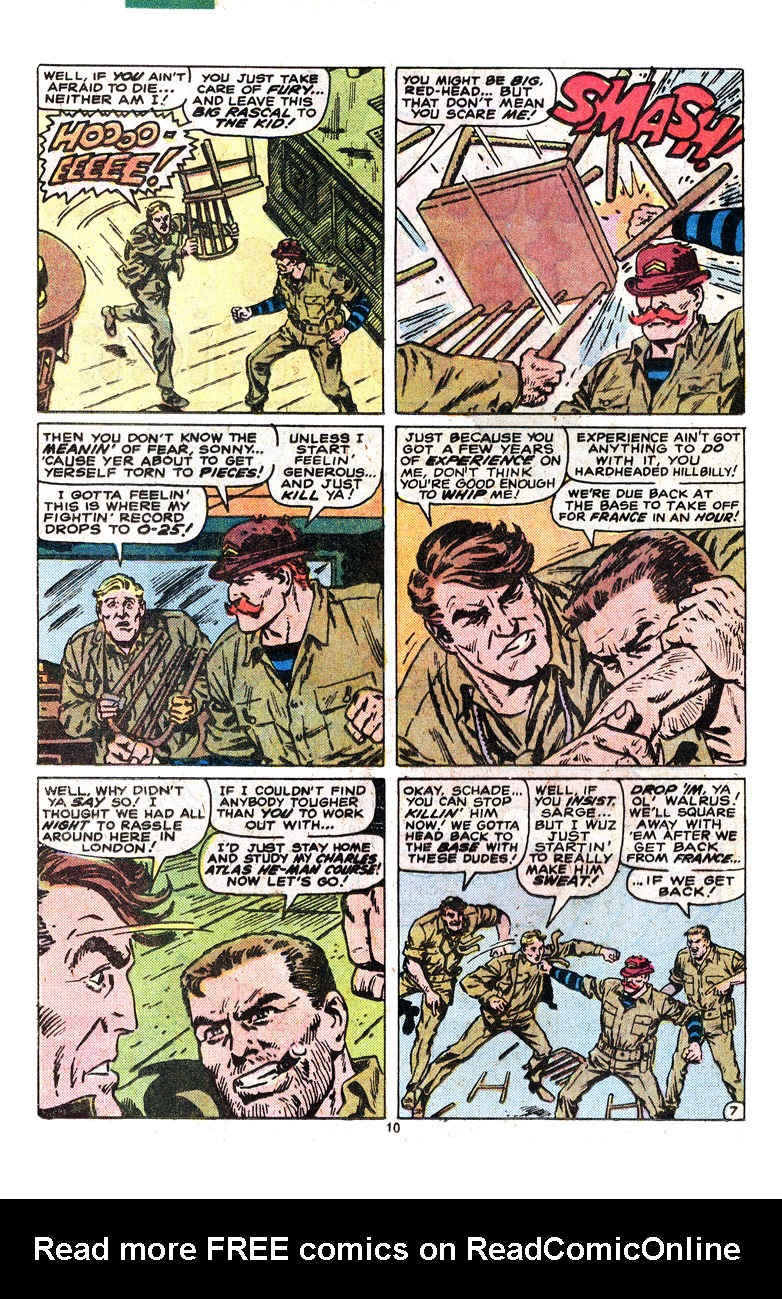 Read online Sgt. Fury comic -  Issue #164 - 12
