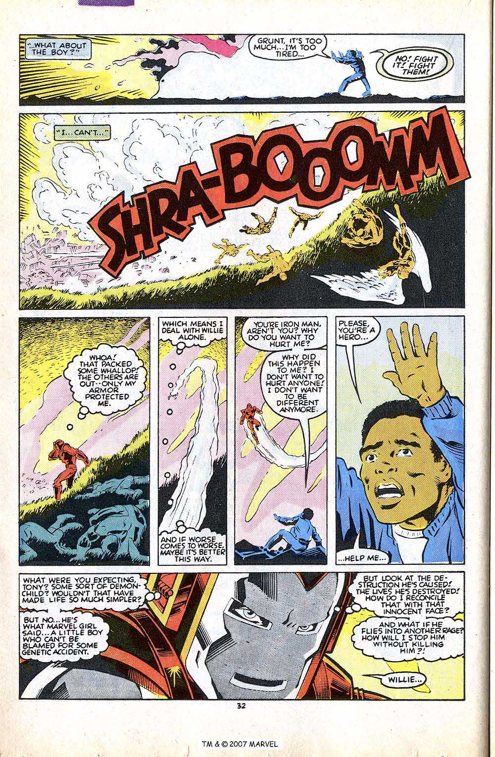 Iron Man Annual issue 8 - Page 38