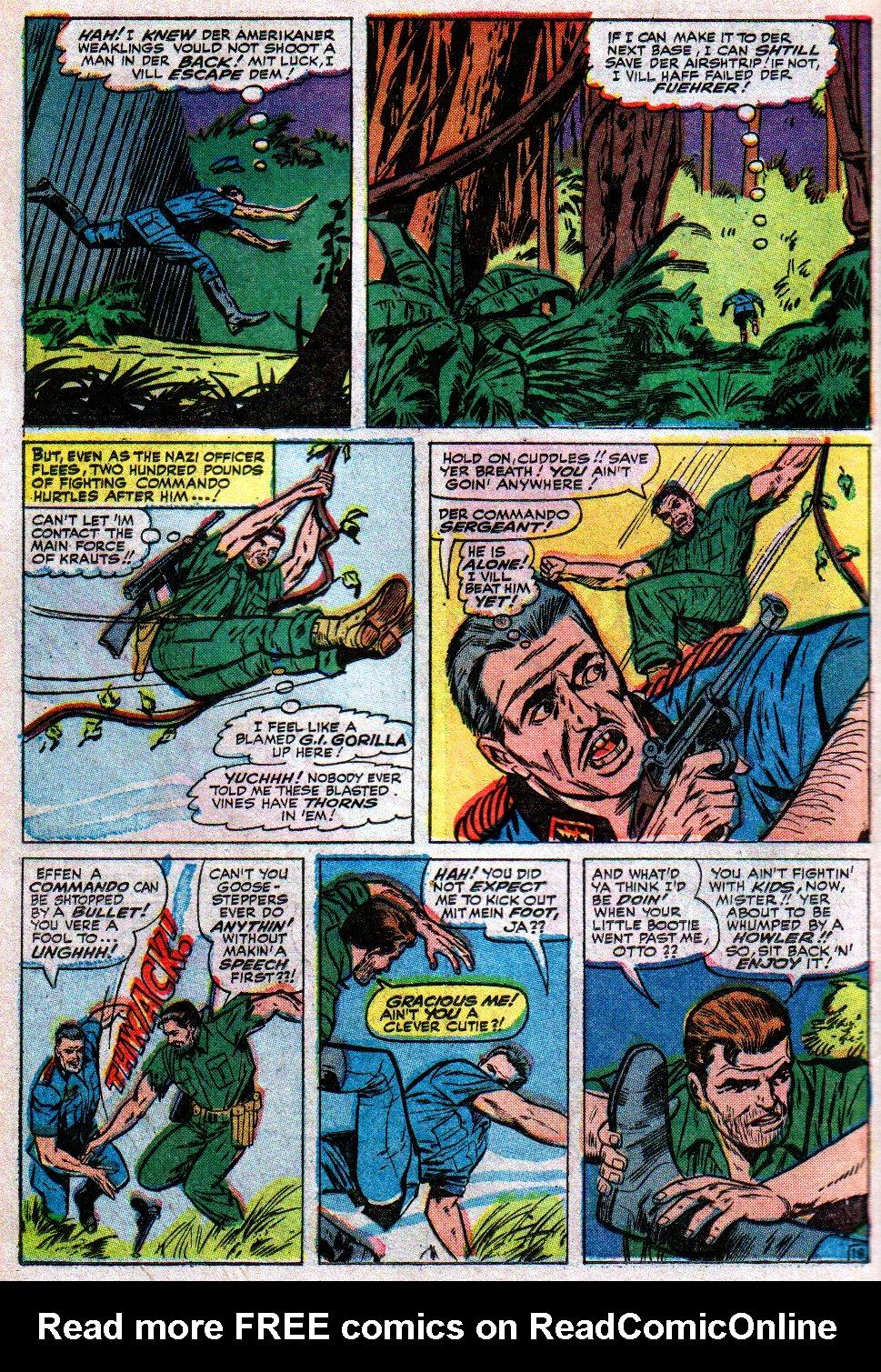 Read online Sgt. Fury comic -  Issue #17 - 26