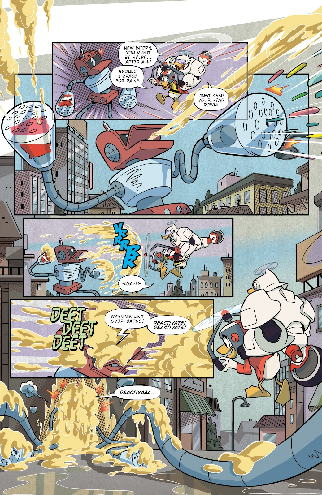 Read online Ducktales (2017) comic -  Issue #20 - 20