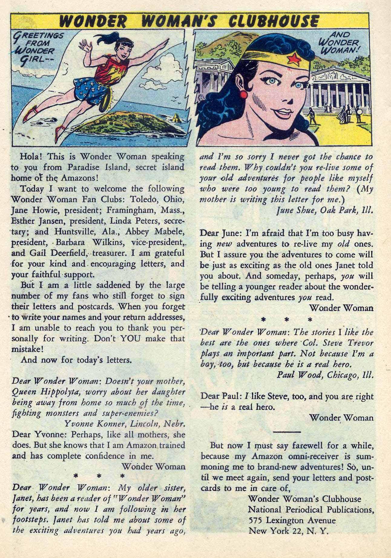 Read online Wonder Woman (1942) comic -  Issue #129 - 26