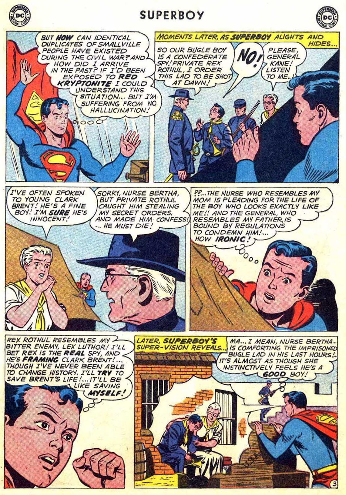 Superboy (1949) issue 91 - Page 4