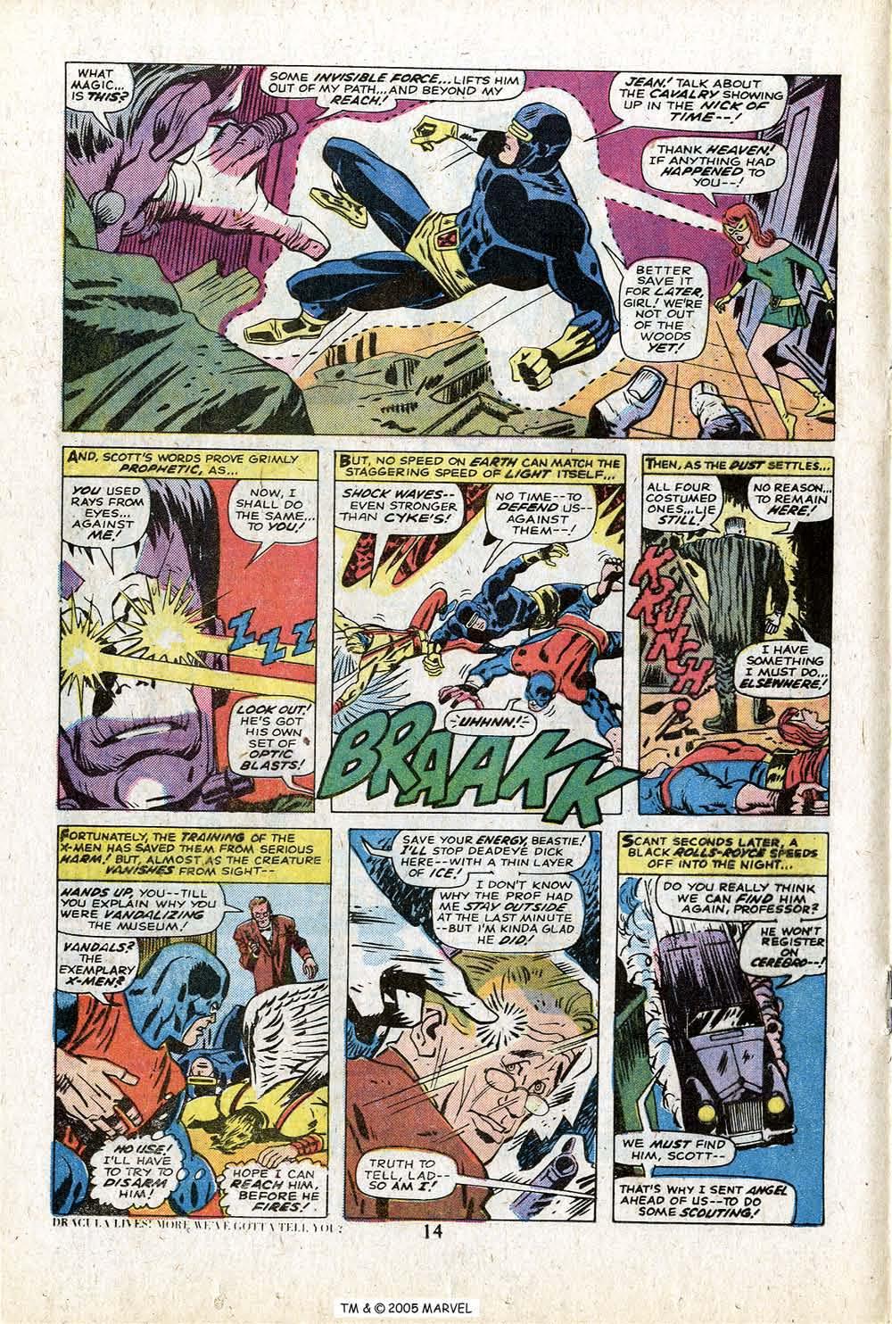 Uncanny X-Men (1963) issue 88 - Page 16