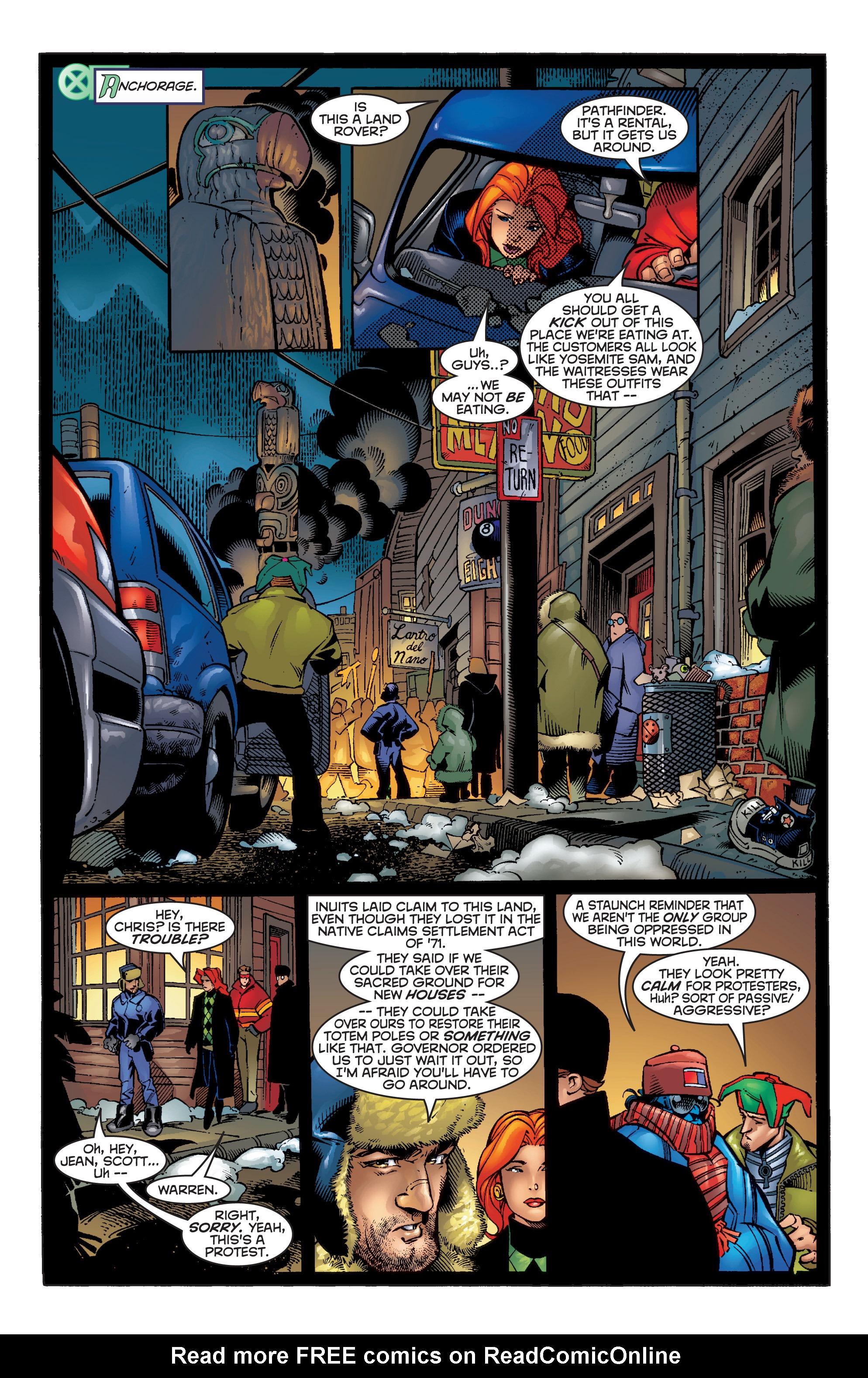Read online Uncanny X-Men (1963) comic -  Issue #356 - 20