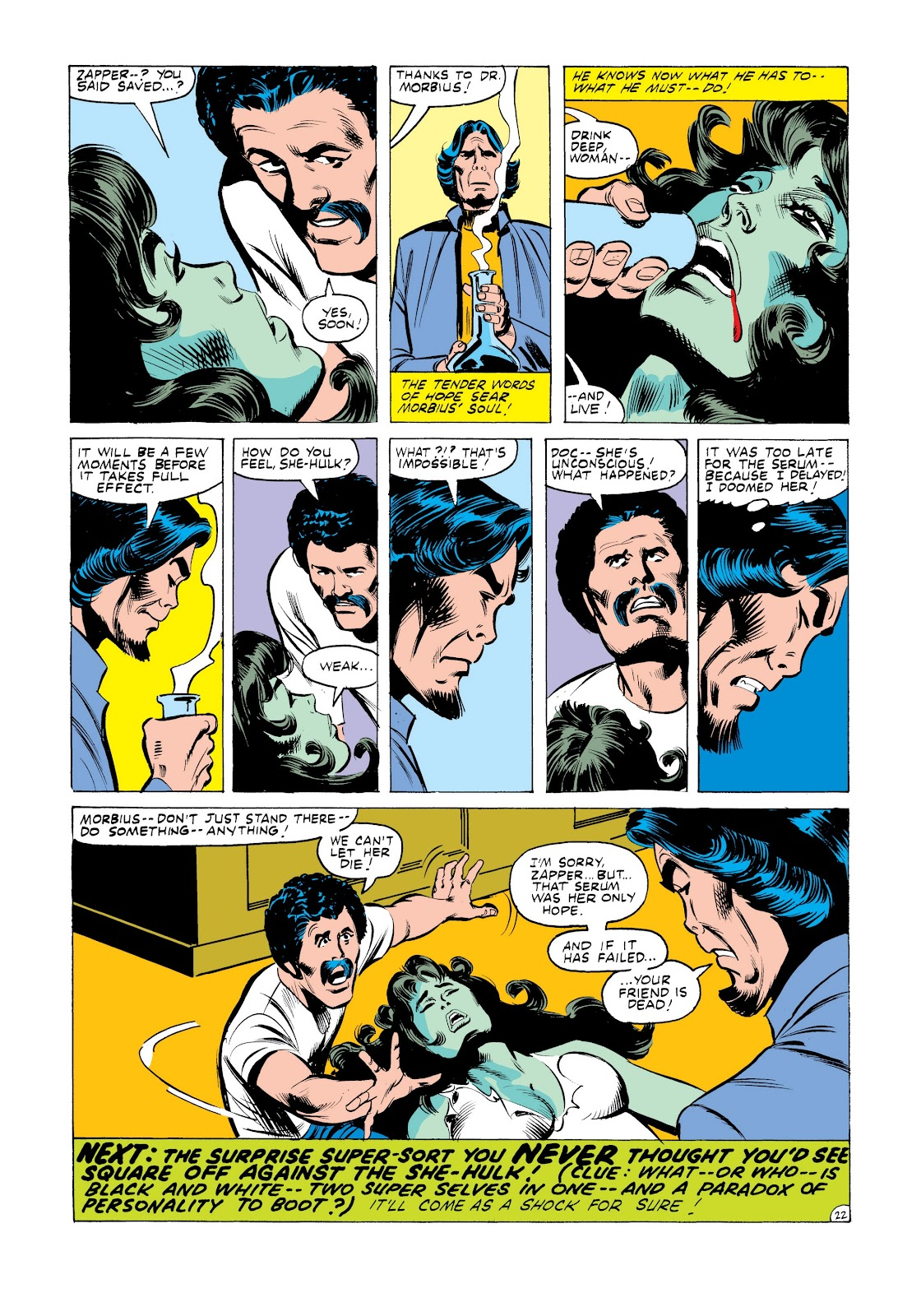 Marvel Masterworks: The Savage She-Hulk issue TPB_1_(Part_3) - Page 17