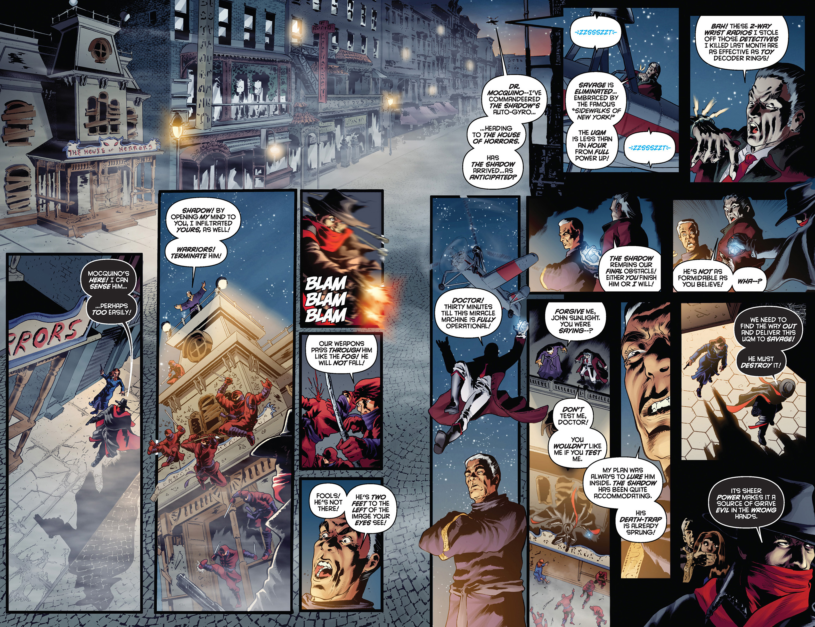 Read online Justice, Inc. comic -  Issue #5 - 17