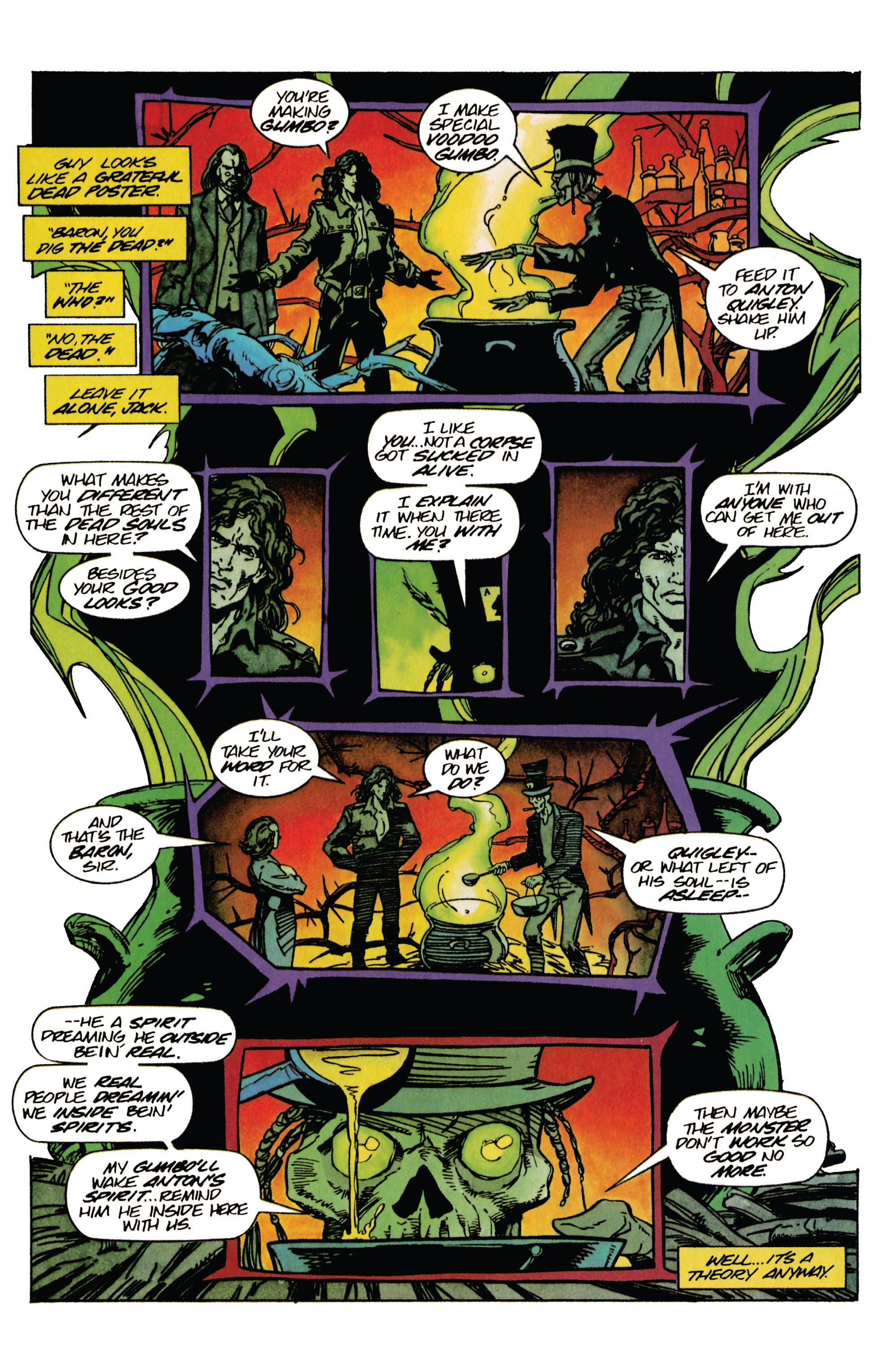 Read online Shadowman (1992) comic -  Issue #32 - 13