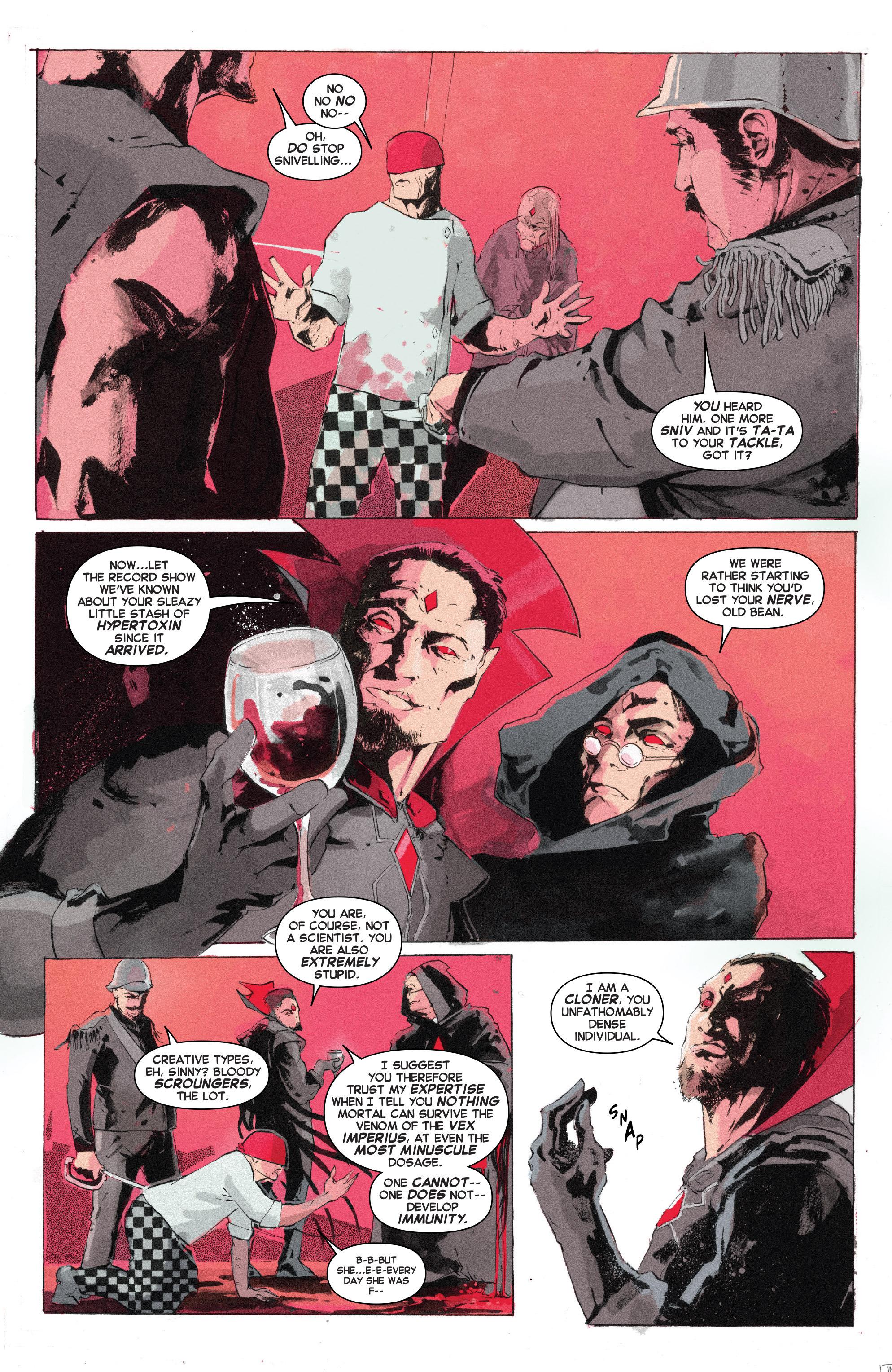 Read online Secret Wars Journal comic -  Issue #2 - 20