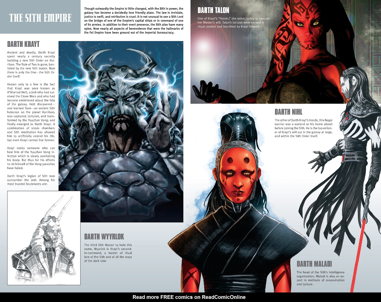 Read online Star Wars Legends: Legacy - Epic Collection comic -  Issue # TPB 2 (Part 5) - 40