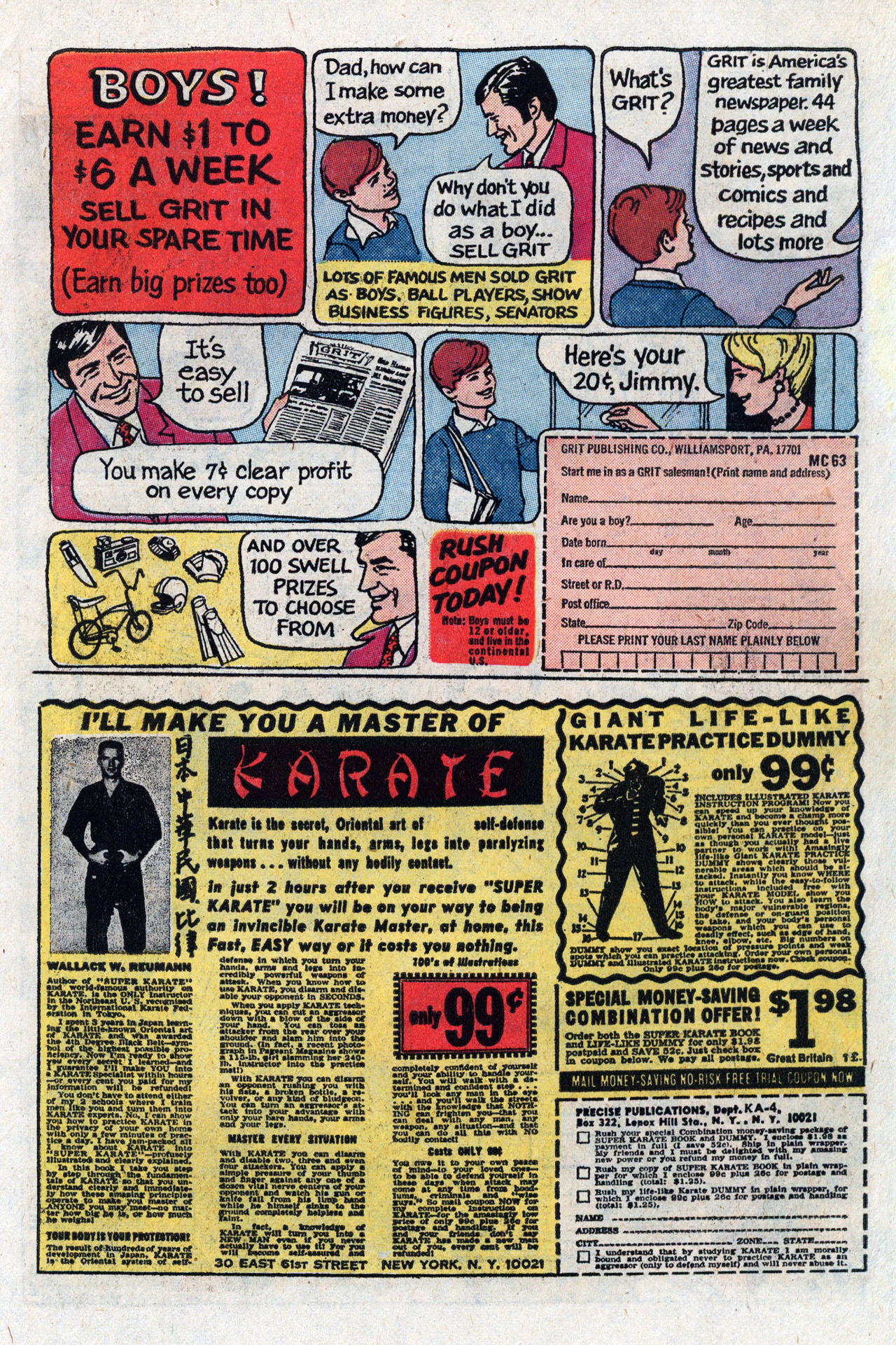 Read online Two-Gun Kid comic -  Issue #111 - 31