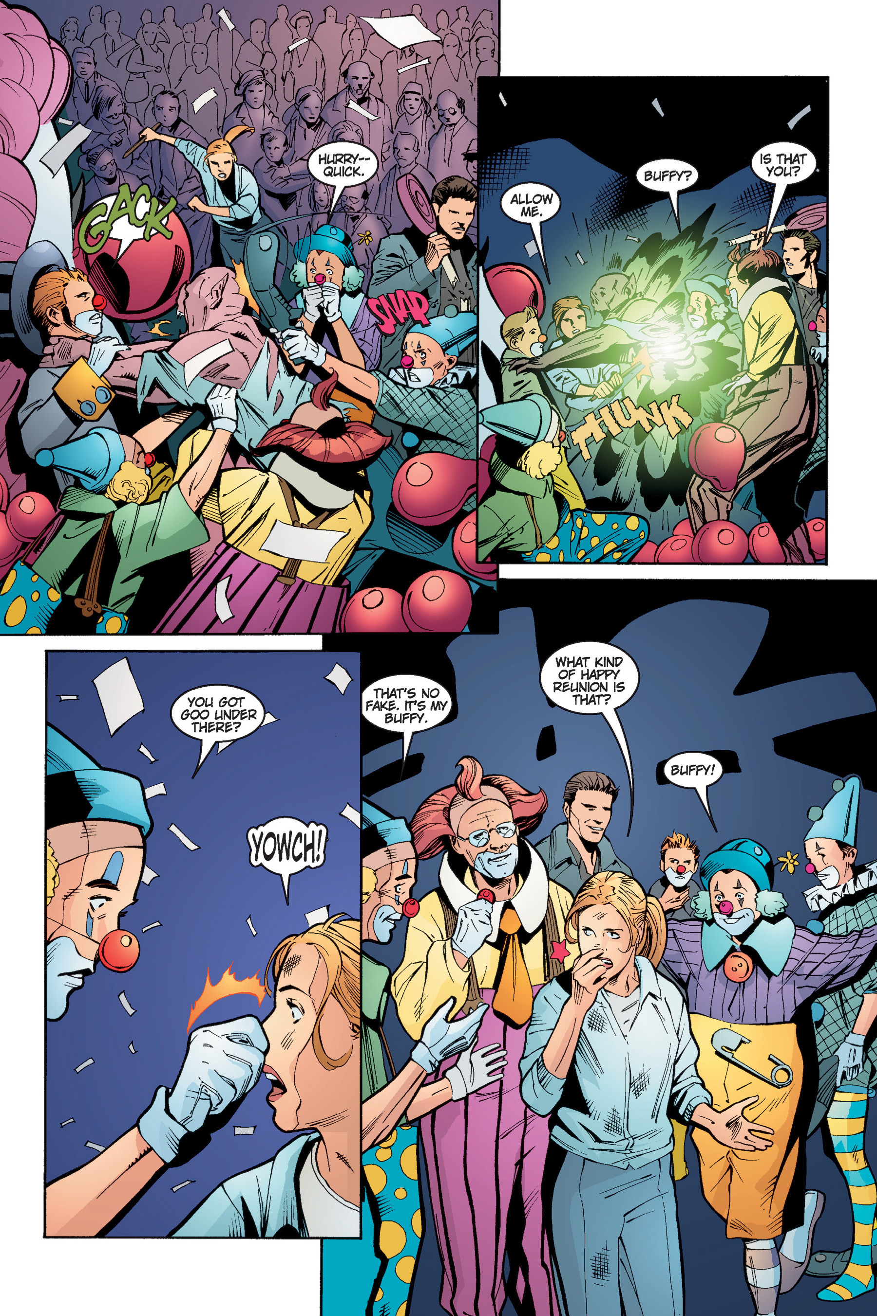 Read online Buffy the Vampire Slayer: Omnibus comic -  Issue # TPB 4 - 198