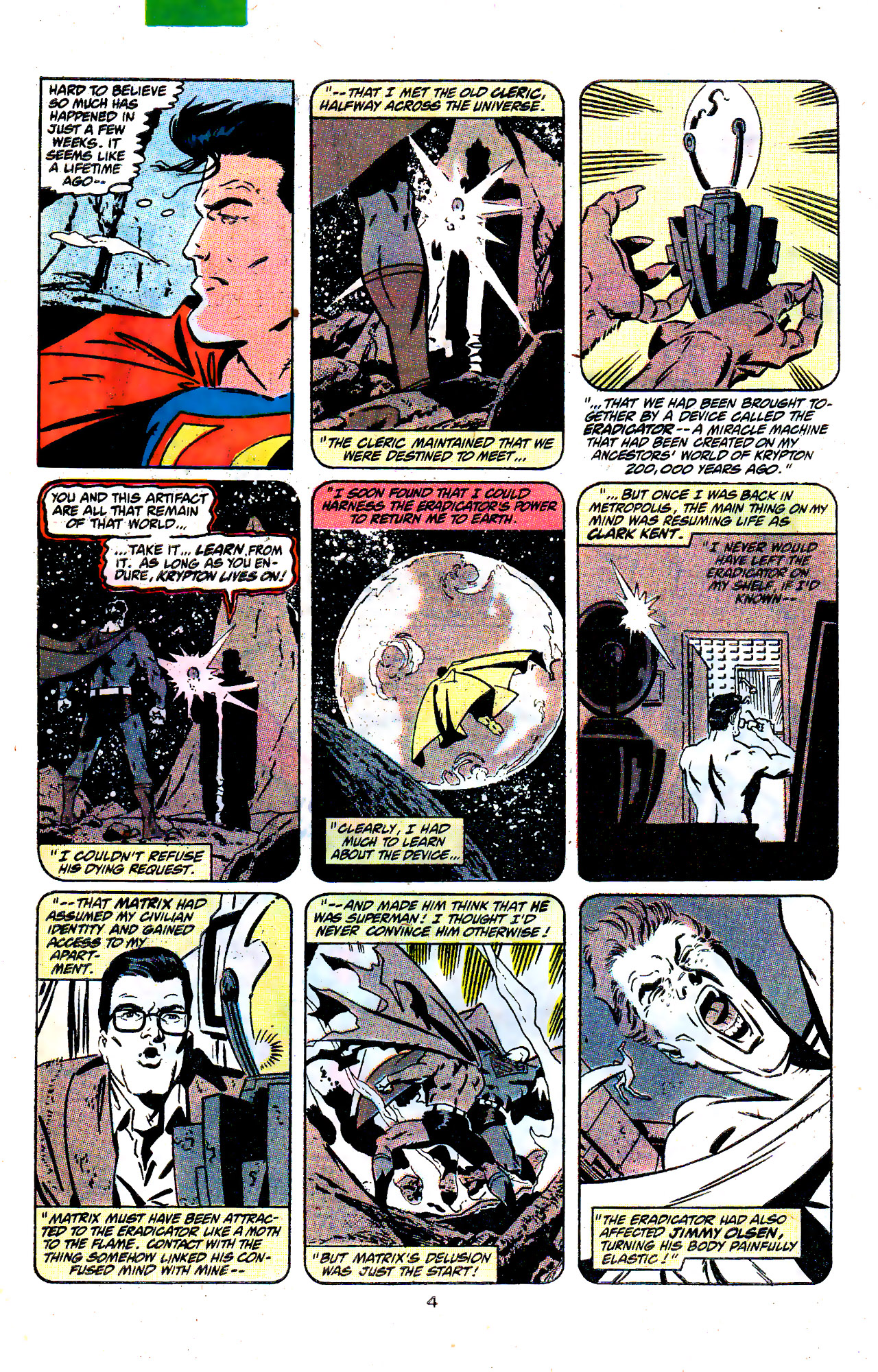 Read online Action Comics (1938) comic -  Issue #646 - 5