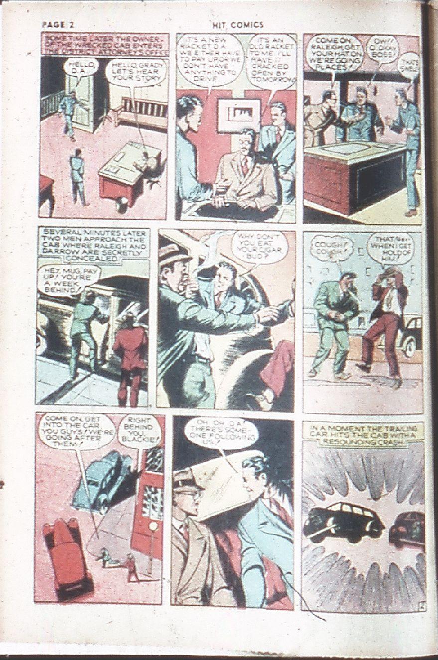 Read online Hit Comics comic -  Issue #7 - 4