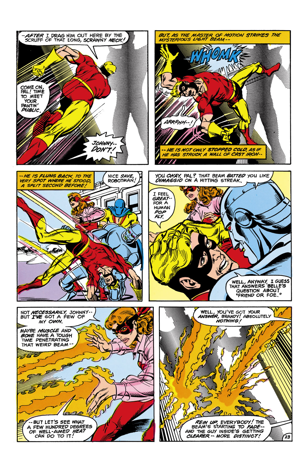 Read online All-Star Squadron comic -  Issue #10 - 24