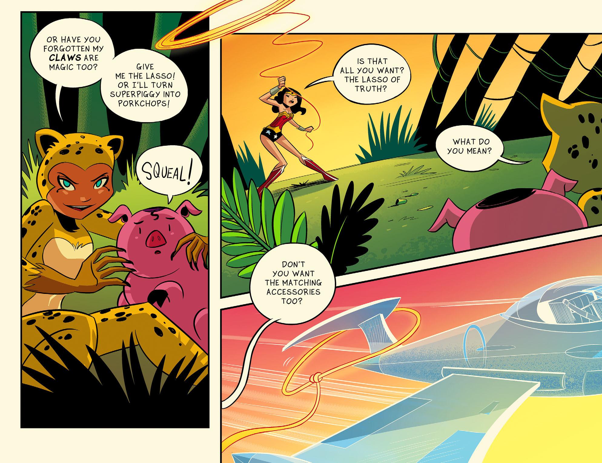 Read online Sensation Comics Featuring Wonder Woman comic -  Issue #22 - 8