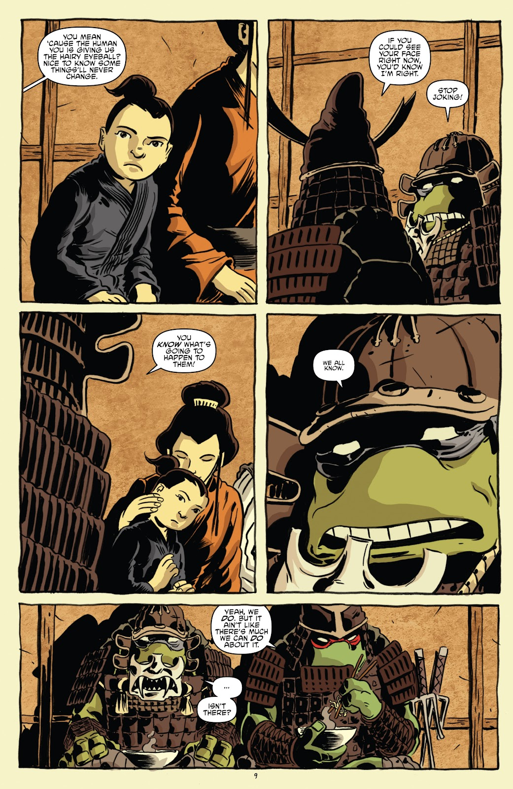 Read online Teenage Mutant Ninja Turtles: The IDW Collection comic -  Issue # TPB 5 (Part 1) - 39