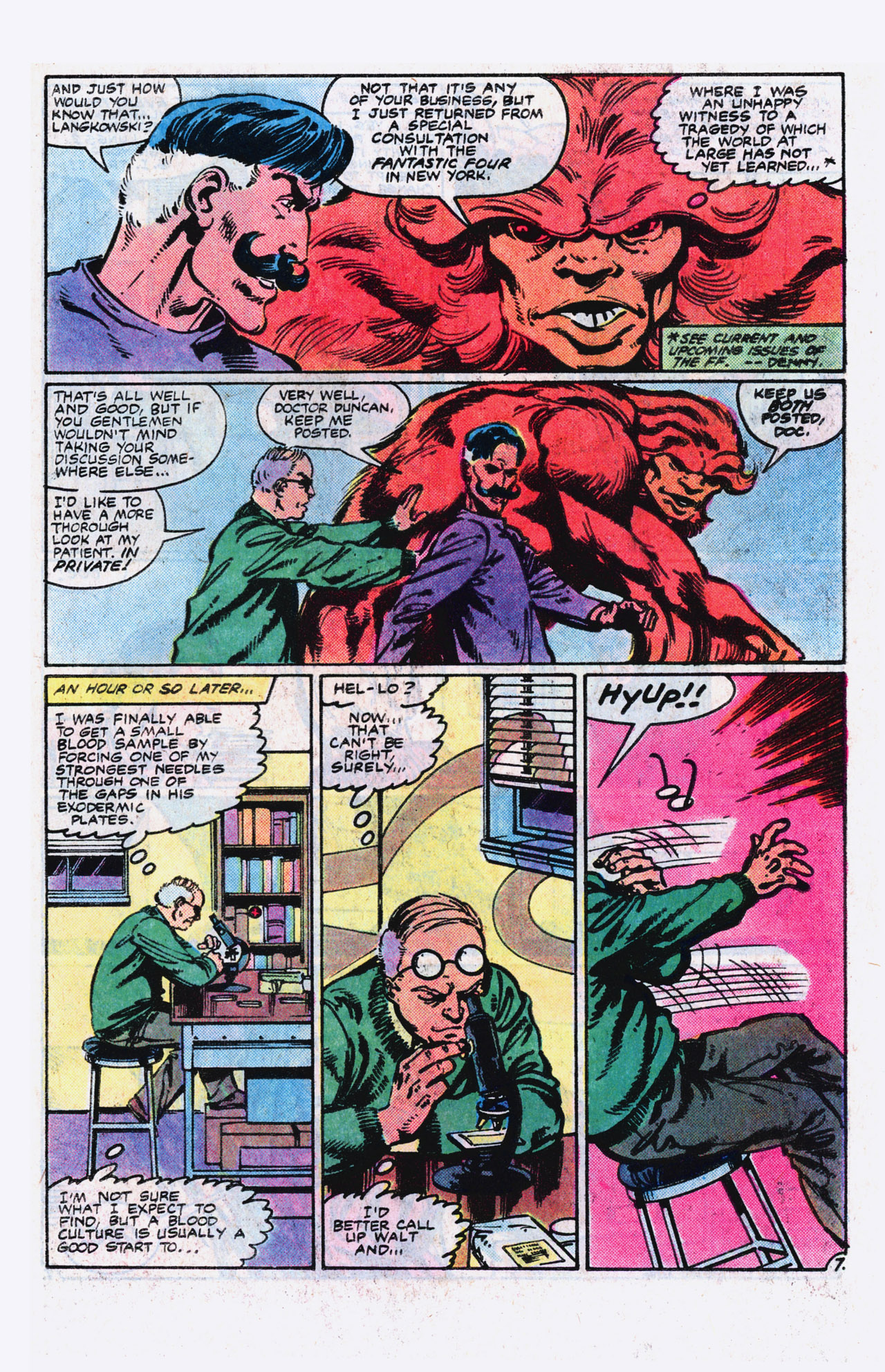 Read online Alpha Flight (1983) comic -  Issue #9 - 8