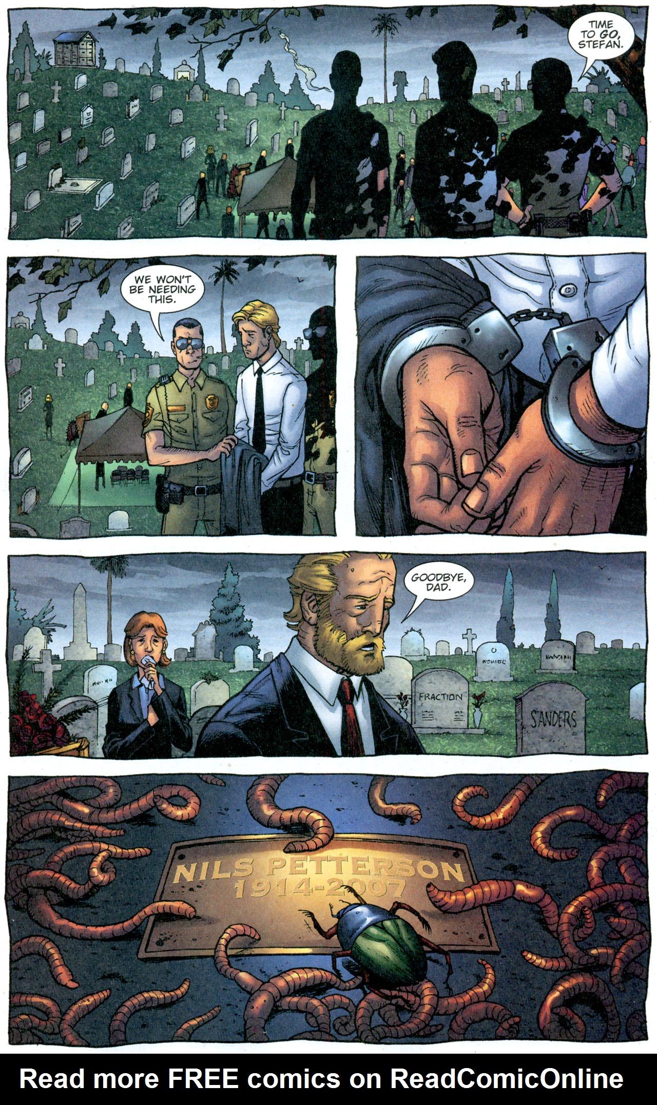 Read online The Exterminators comic -  Issue #13 - 9