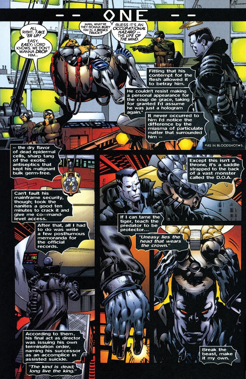 Bloodshot (1997) issue 16 - Page 21