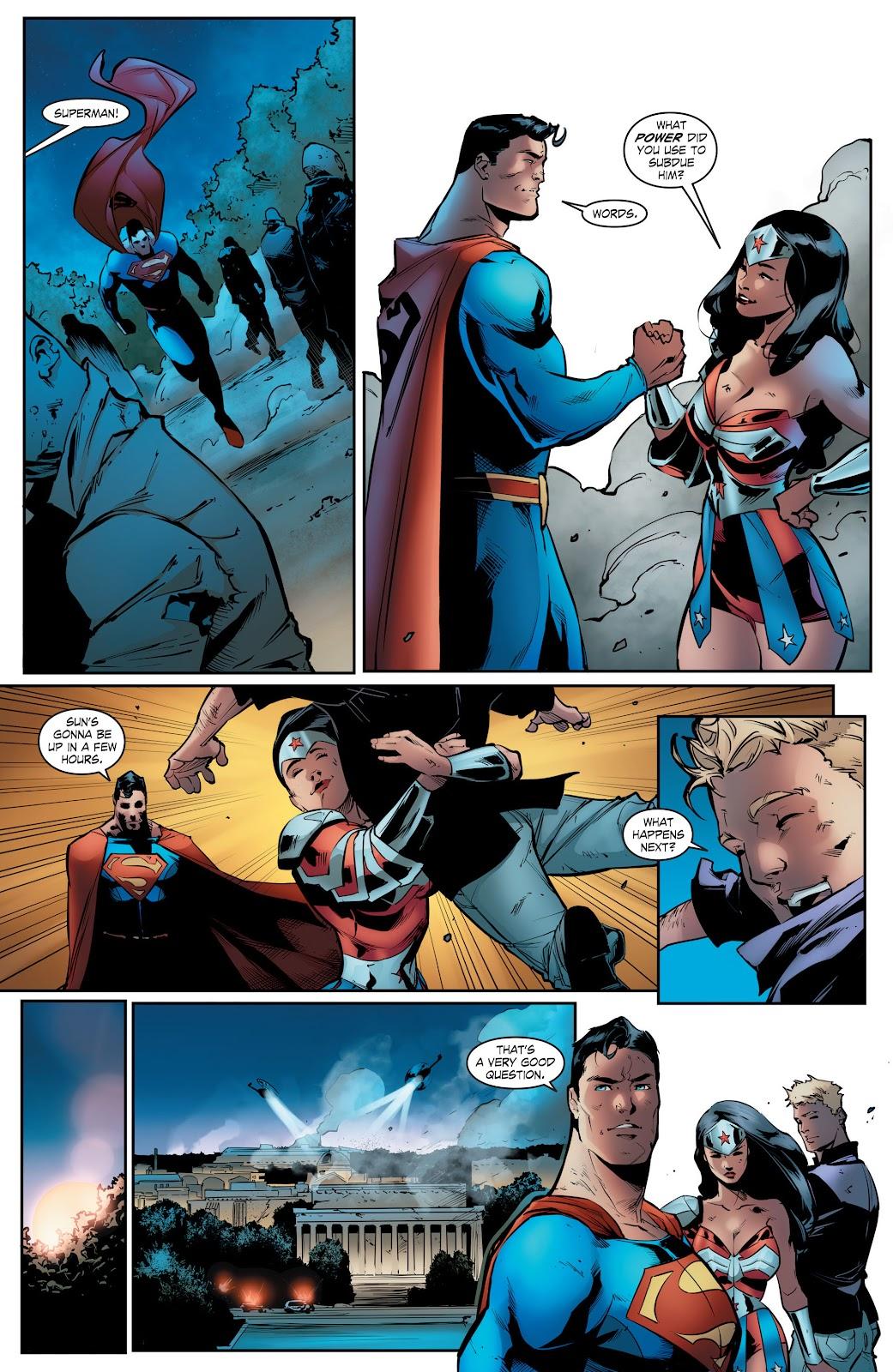 Read online Smallville Season 11 [II] comic -  Issue # TPB 5 - 122