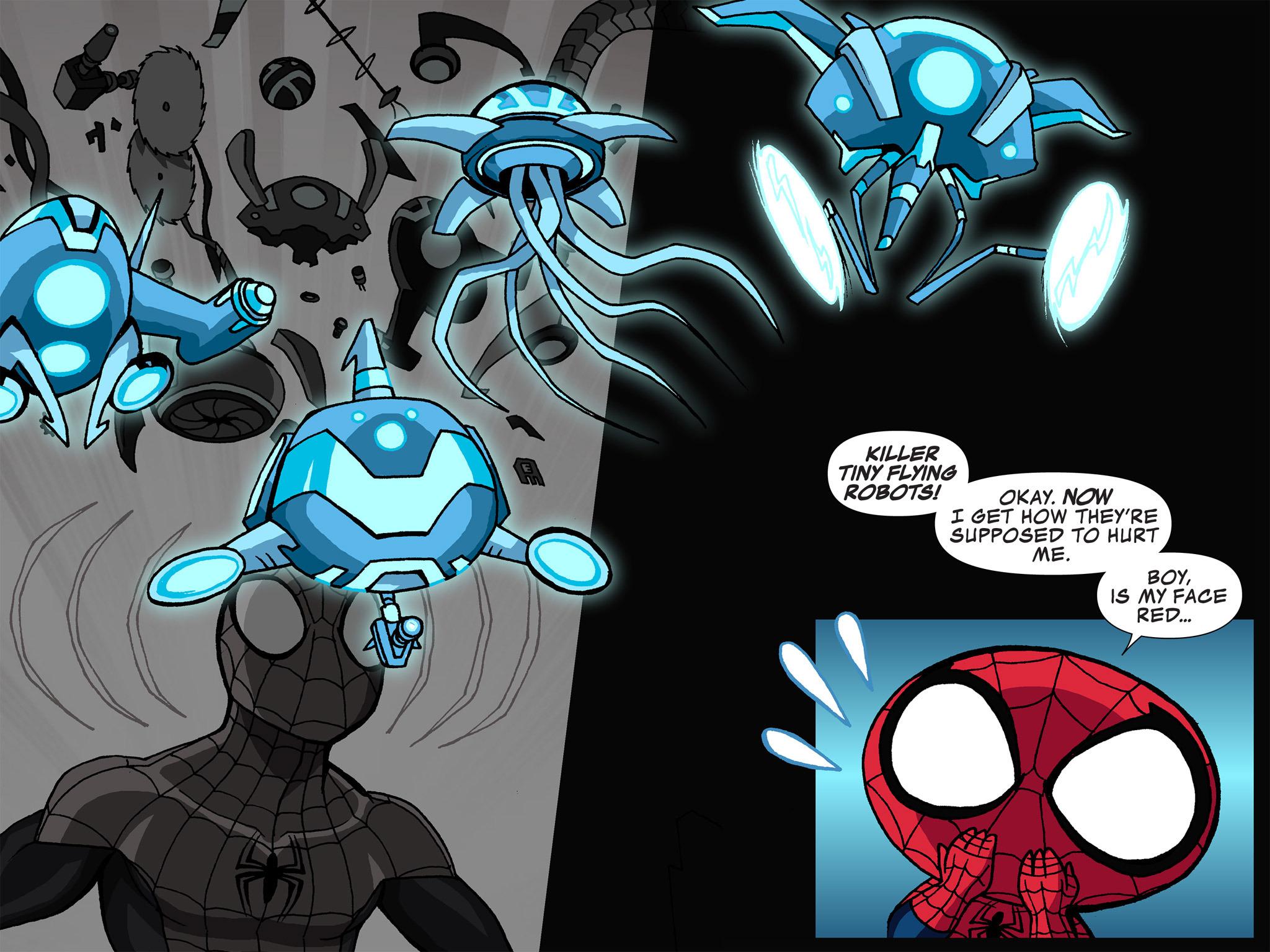 Read online Ultimate Spider-Man (Infinite Comics) (2015) comic -  Issue #4 - 39