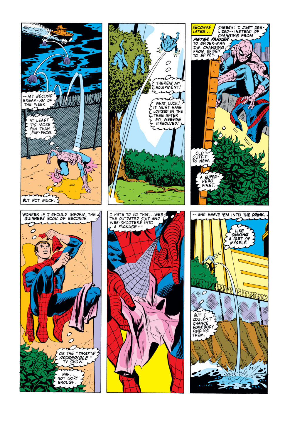 The Amazing Spider-Man (1963) 219 Page 16