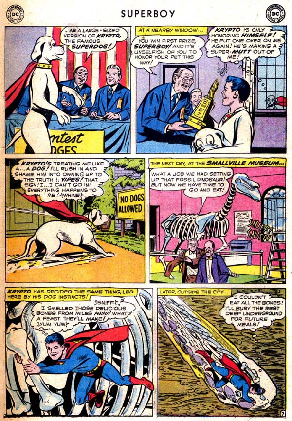 Superboy (1949) issue 71 - Page 8