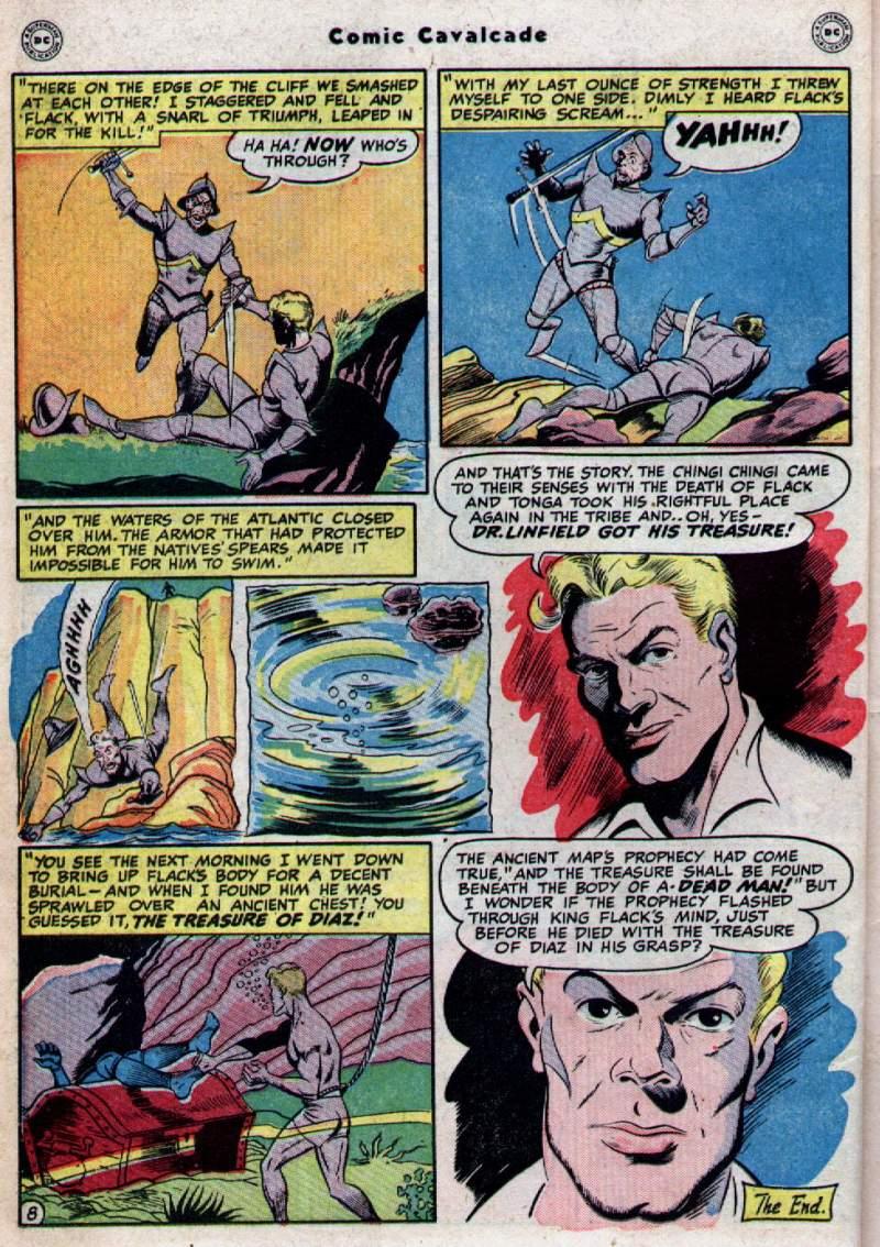 Comic Cavalcade issue 28 - Page 26