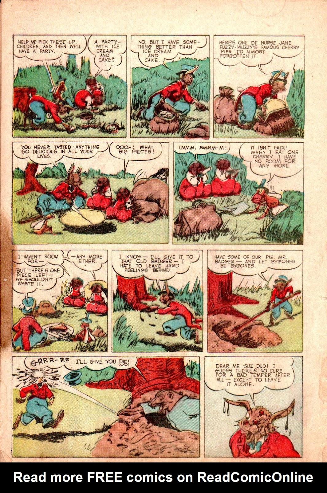 Read online Animal Comics comic -  Issue #19 - 10
