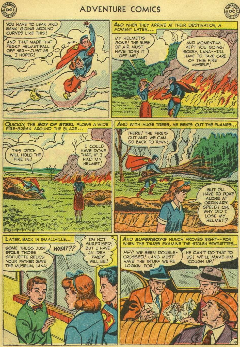 Read online Adventure Comics (1938) comic -  Issue #167 - 12