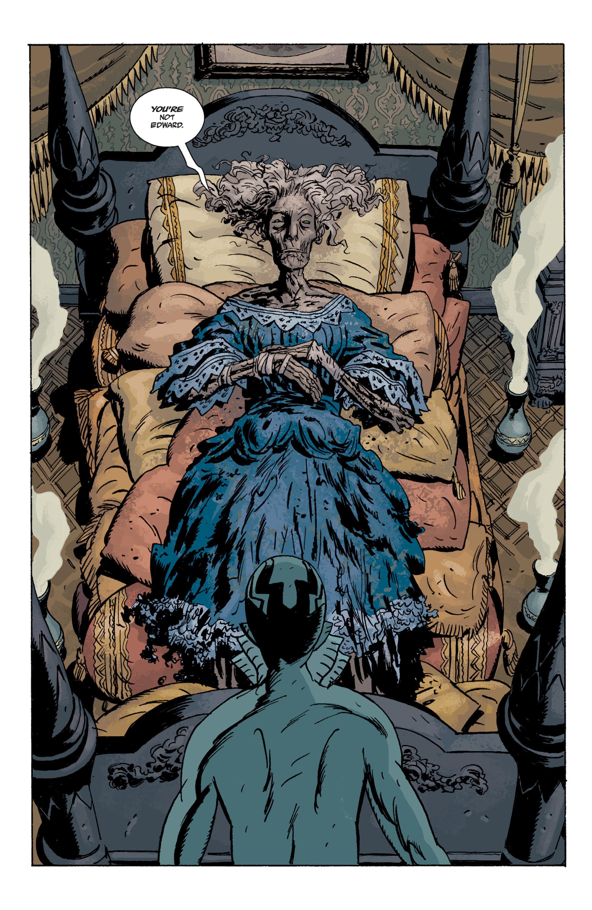 Read online B.P.R.D. (2003) comic -  Issue # TPB 7 - 83