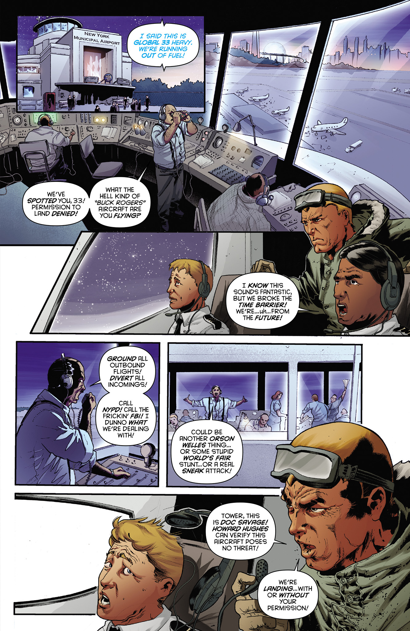 Read online Justice, Inc. comic -  Issue #1 - 20