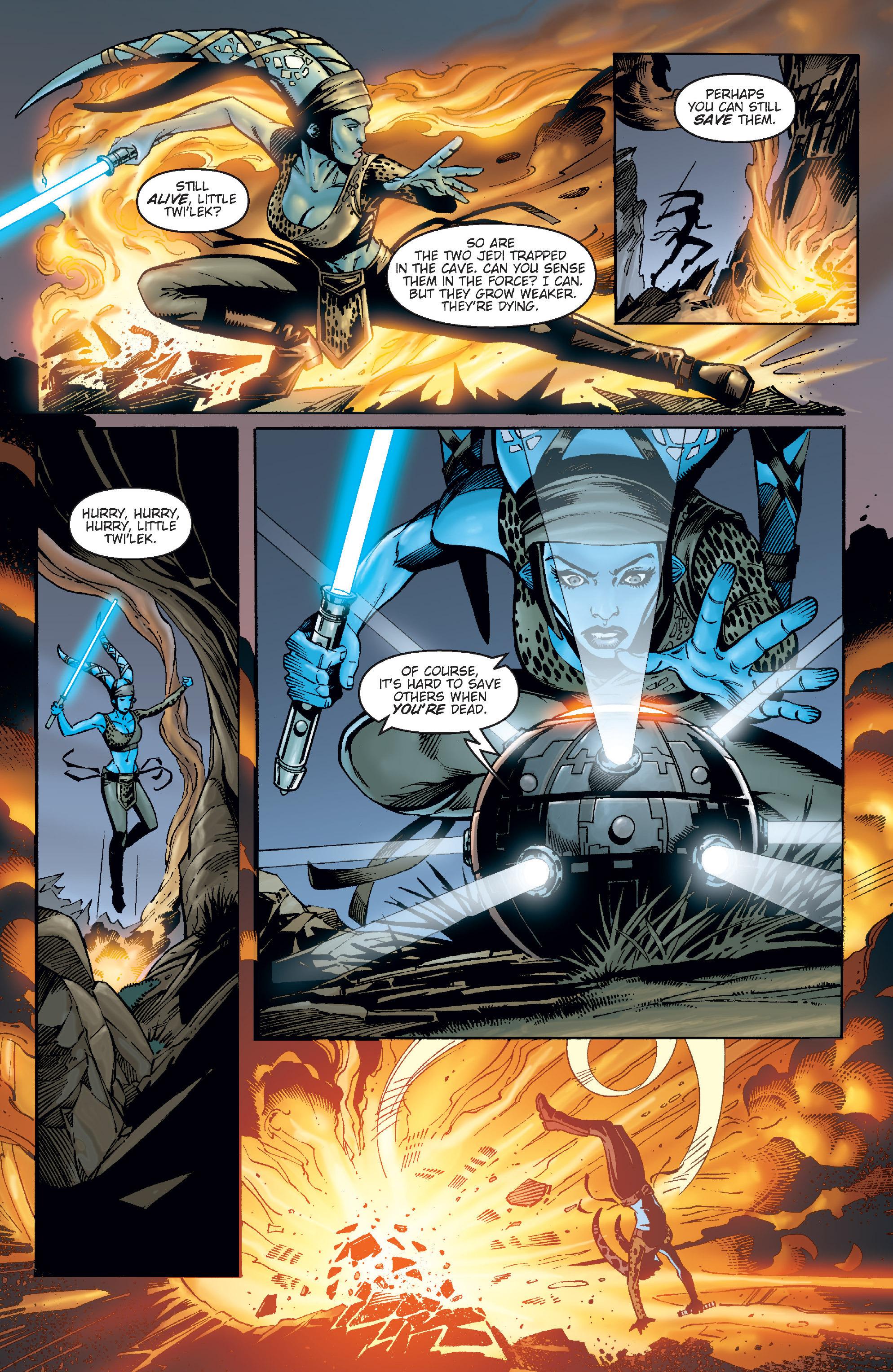Read online Star Wars Omnibus comic -  Issue # Vol. 24 - 294