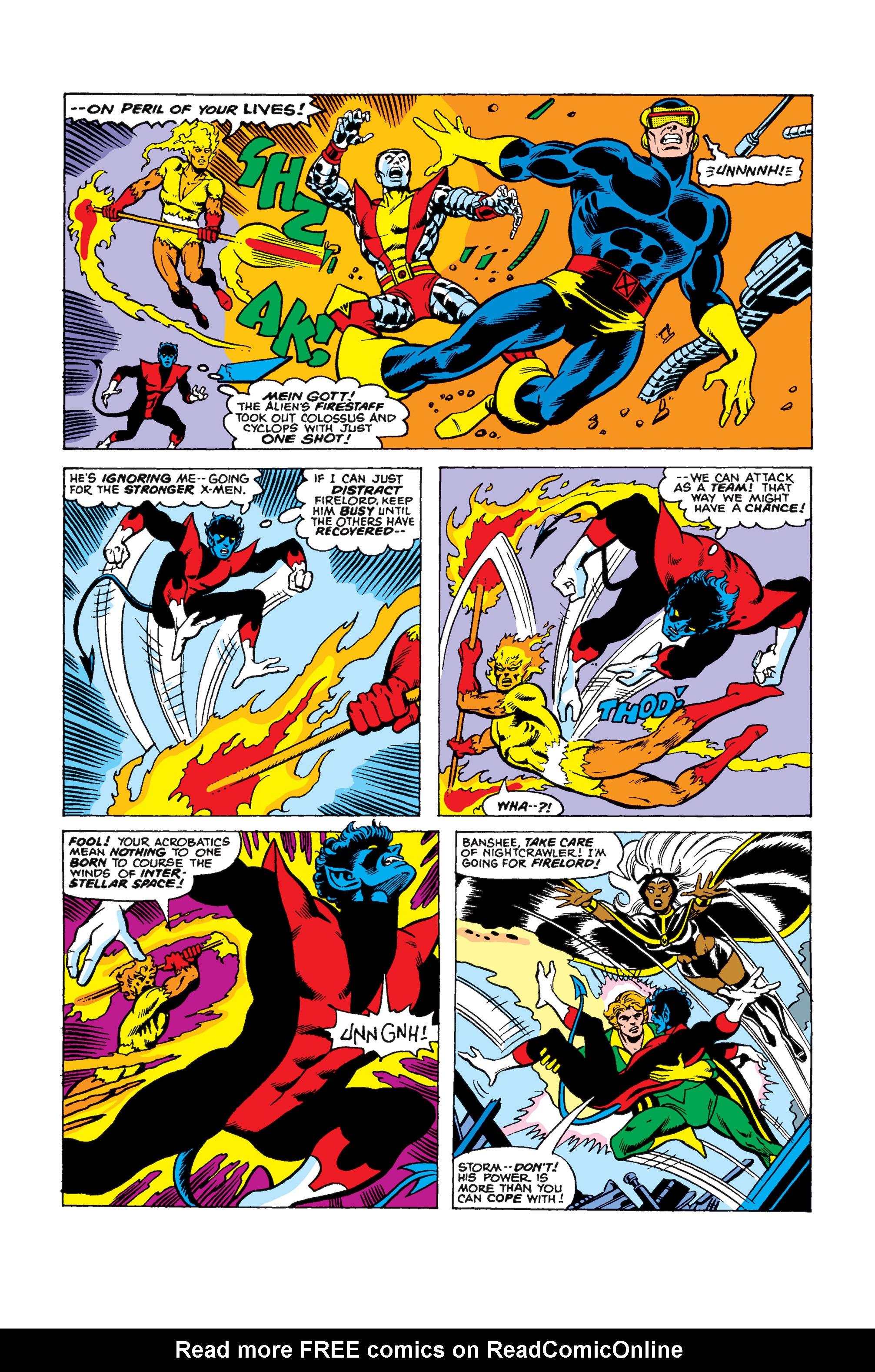 Read online Uncanny X-Men (1963) comic -  Issue #105 - 4