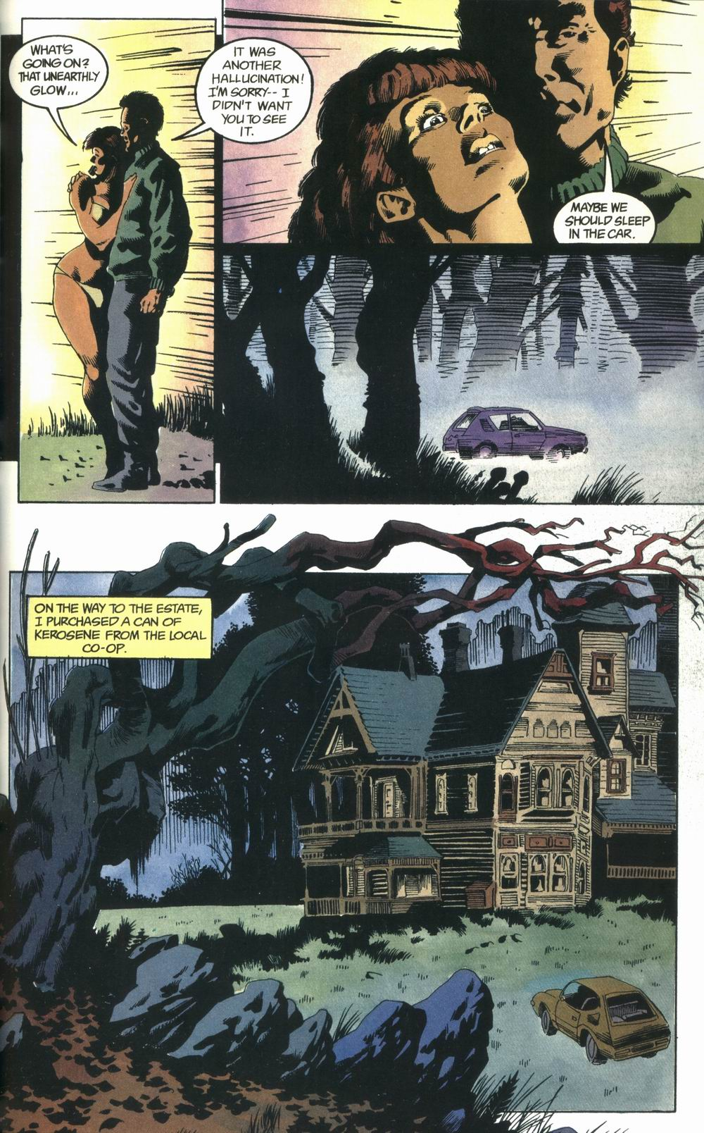 Read online Deadman: Love After Death comic -  Issue #1 - 35