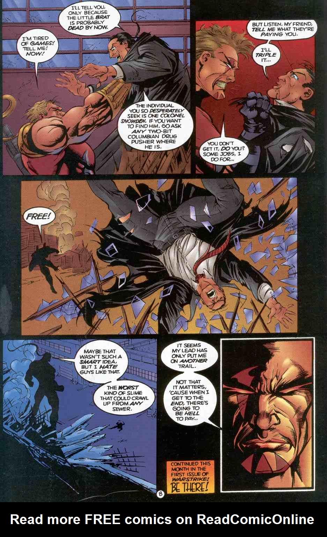 Read online Ultraverse Premiere comic -  Issue #3 - 22
