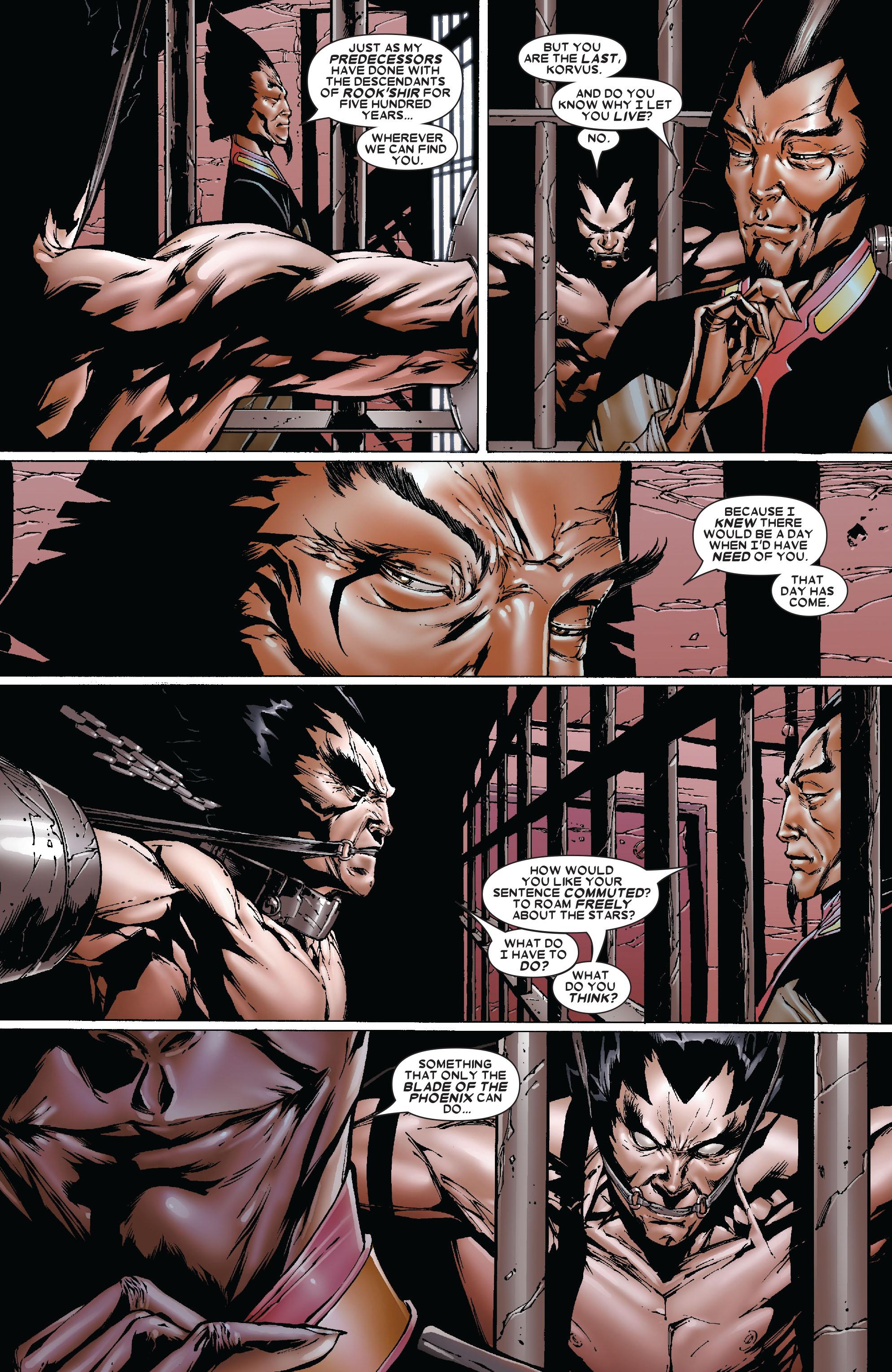 Read online Uncanny X-Men (1963) comic -  Issue #478 - 23