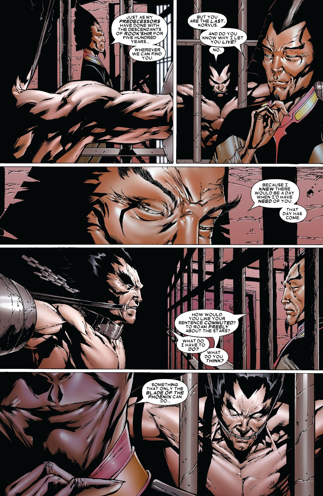 Uncanny X-Men (1963) issue 478 - Page 23